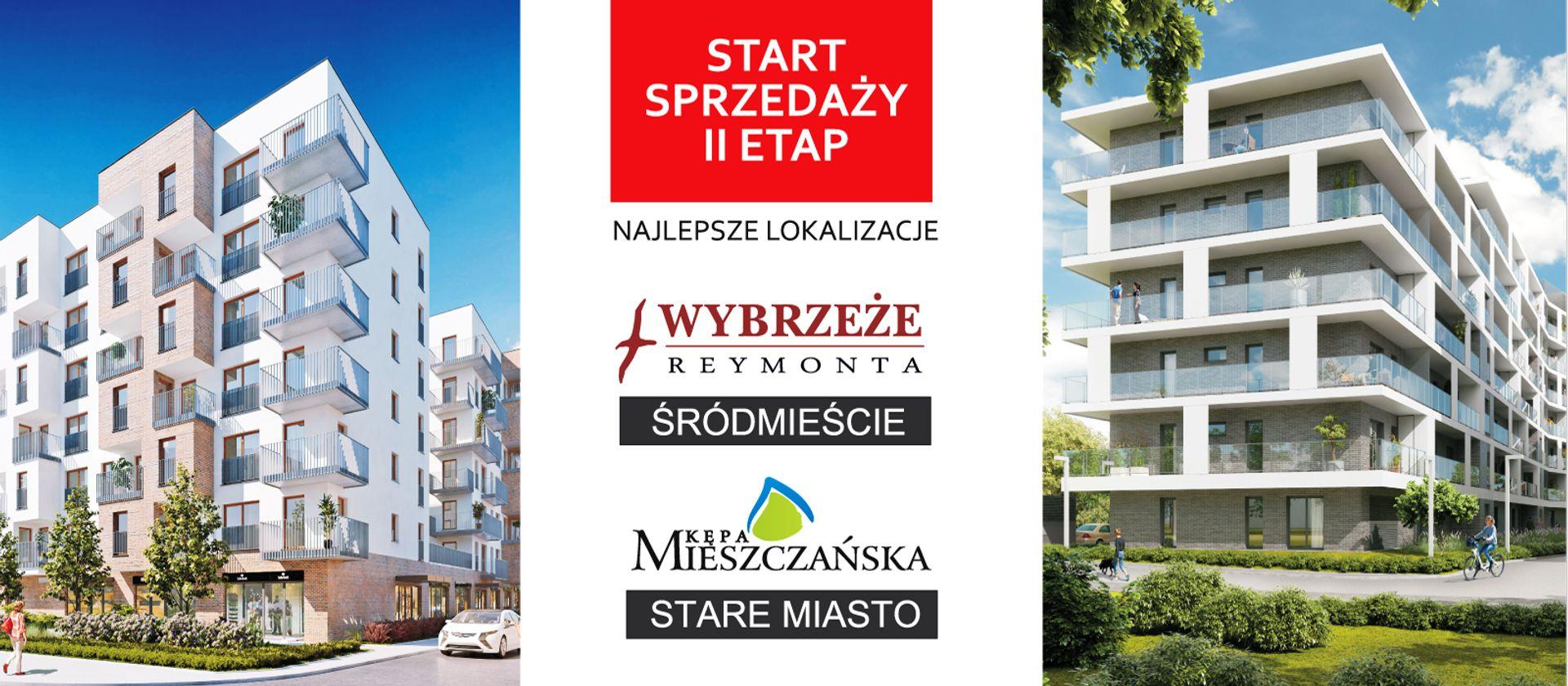 [Wrocław] Rusza sprzedaż mieszkań w kolejnym etapie Wybrzeże Reymonta