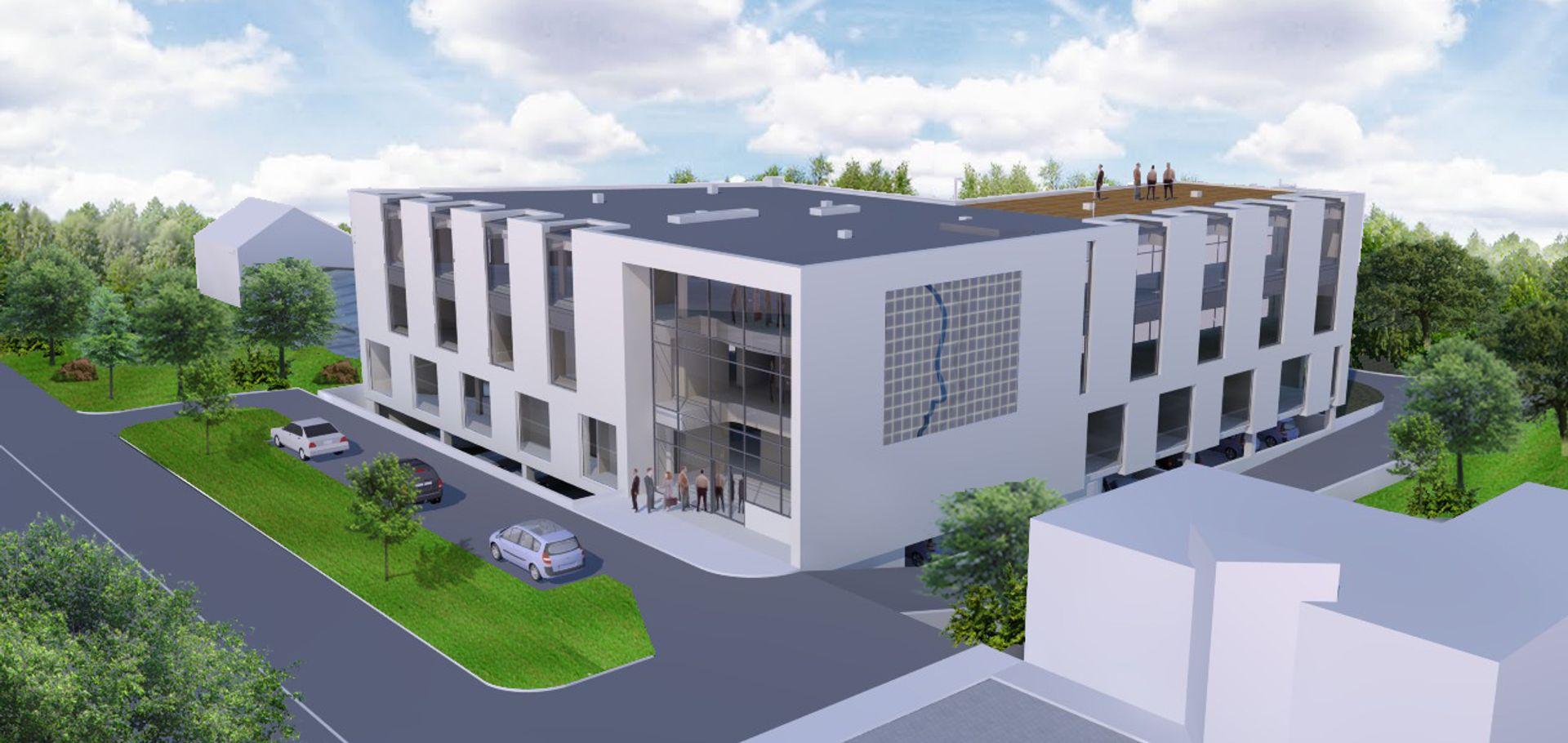 [Poznań] PTB Nickel wybuduje w Poznaniu Inkubator Biznes i Nauka
