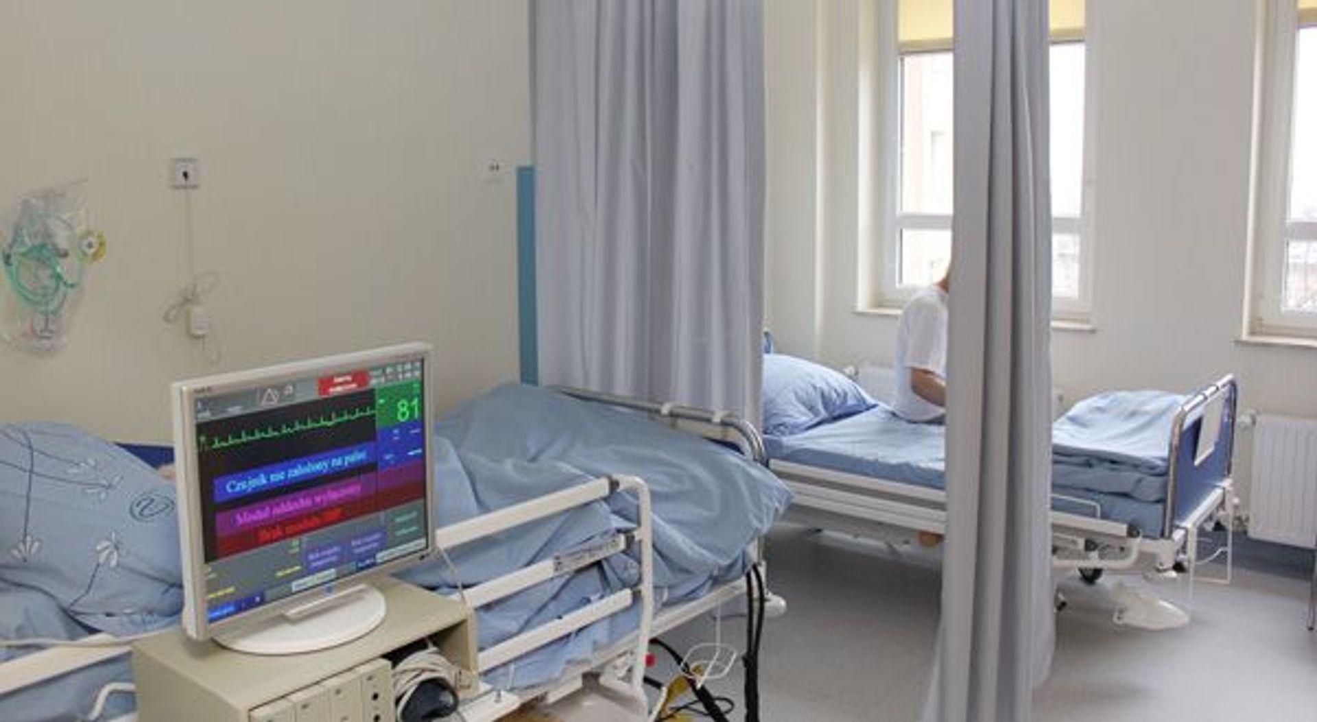 [śląskie] Sosnowiecki szpital coraz nowocześniejszy