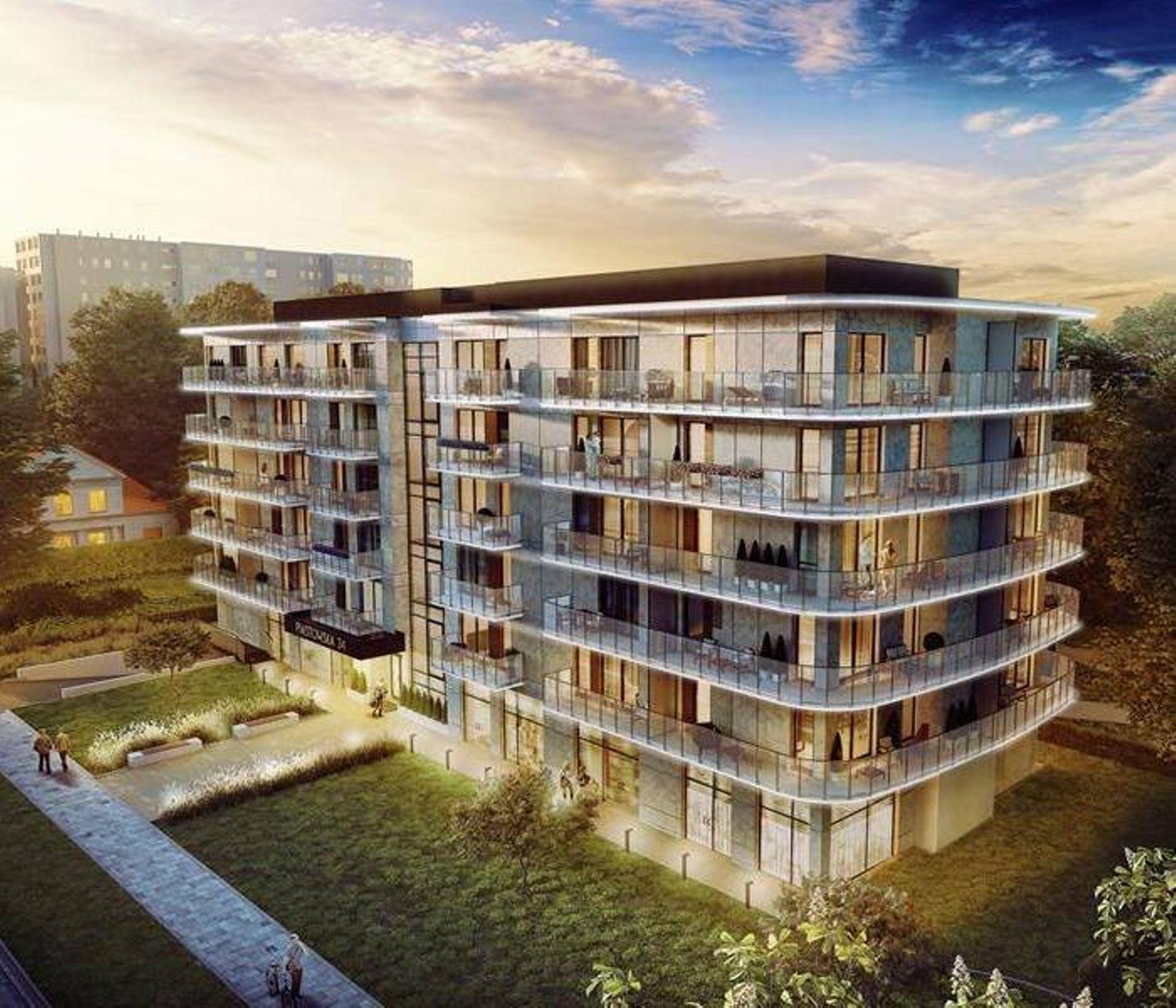 Kraków: Piastowska Residence – Terra Casa zbuduje w Bronowicach apartamentowiec w kalifornijskim stylu