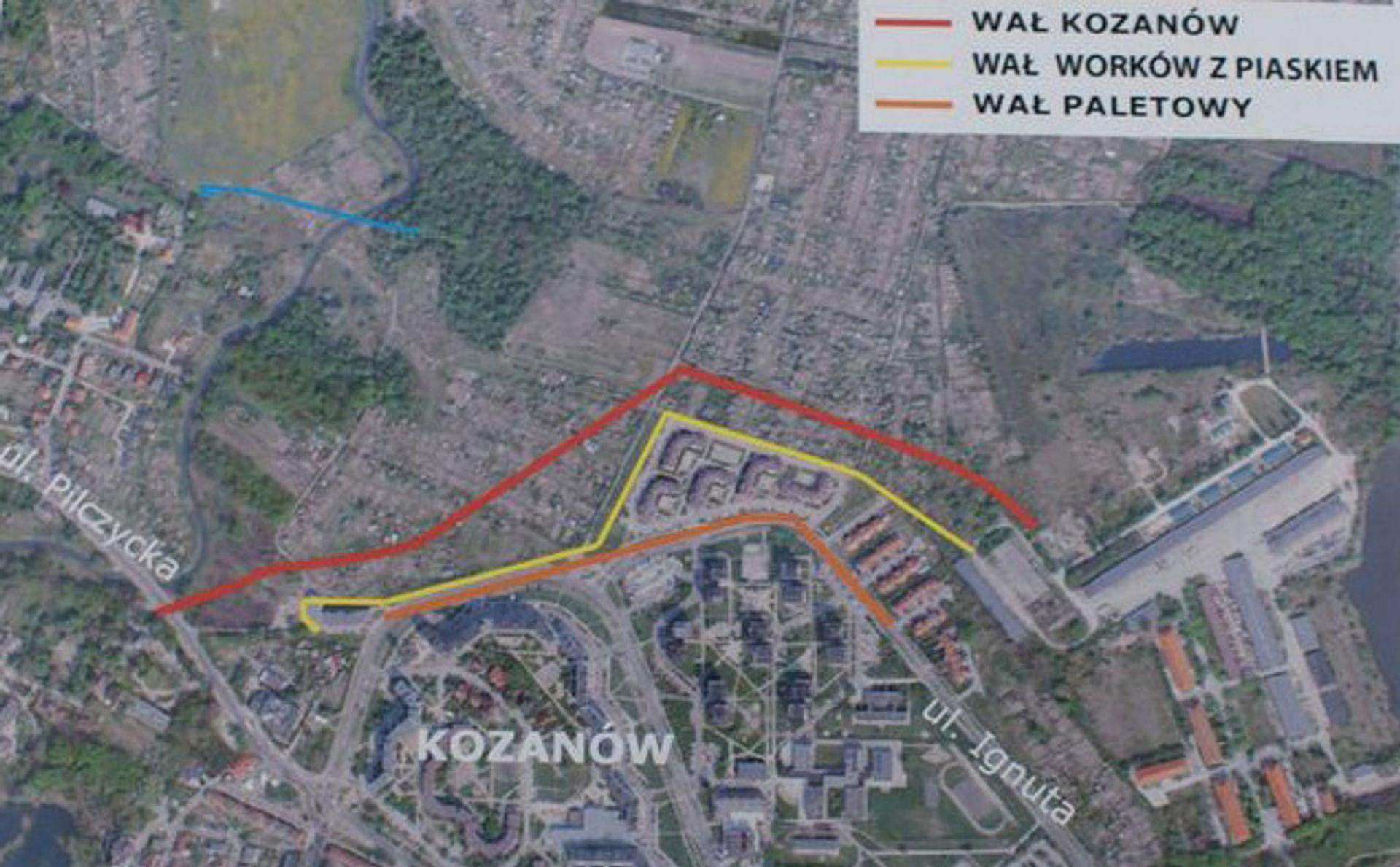 [Wrocław] Jest przetarg na budowę wału na Kozanowie! Ma być gotowy za dwa lata