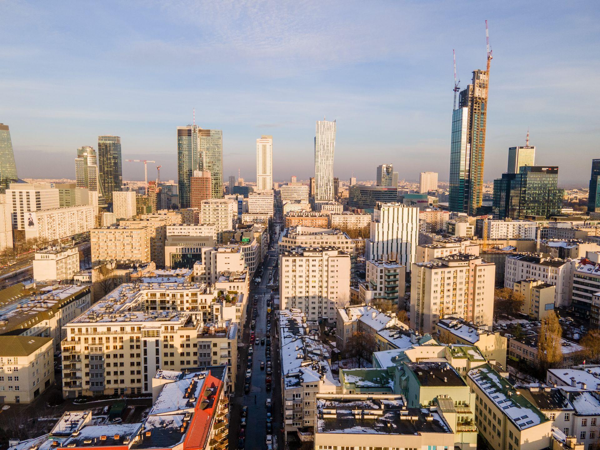Rynek biurowy w Warszawie – stan obecny i prognozy na najbliższe lata