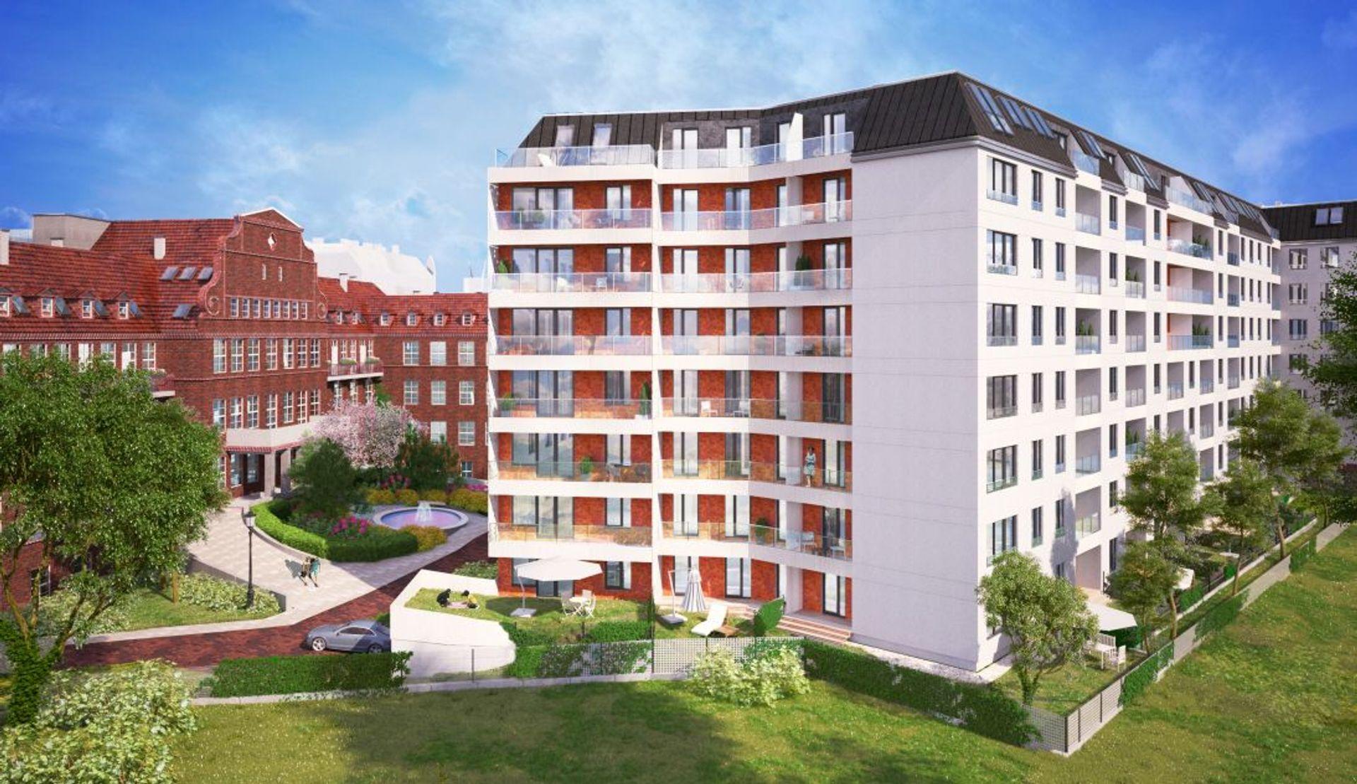 [Wrocław] Nowe mieszkania na terenie dawnego szpitala [WIZUALIZACJE]