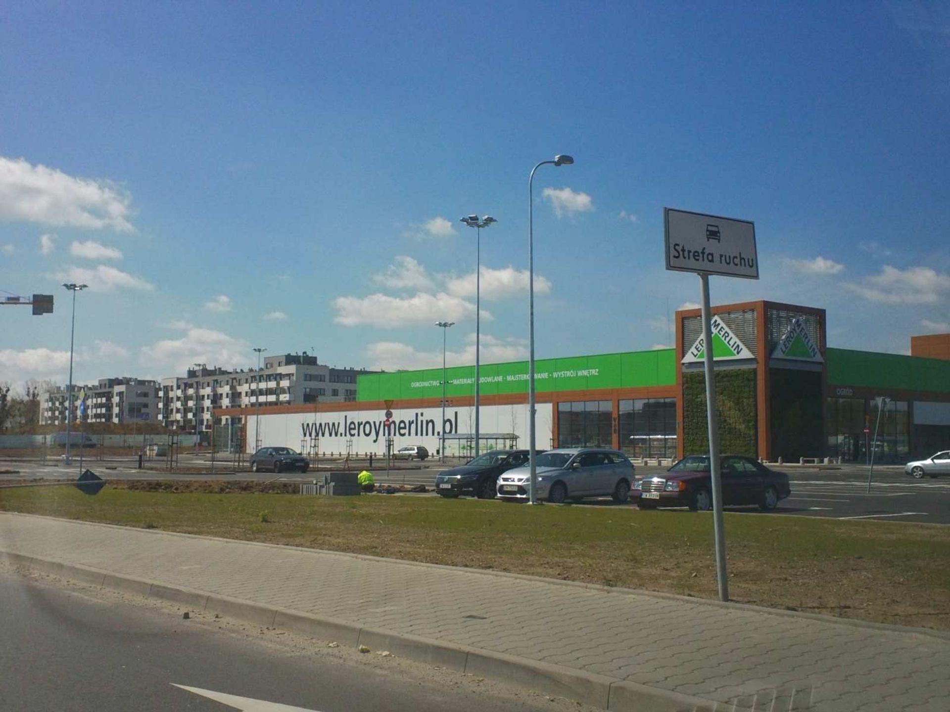 [Wrocław] W 2017 roku Leroy Merlin otworzy dwa nowe markety