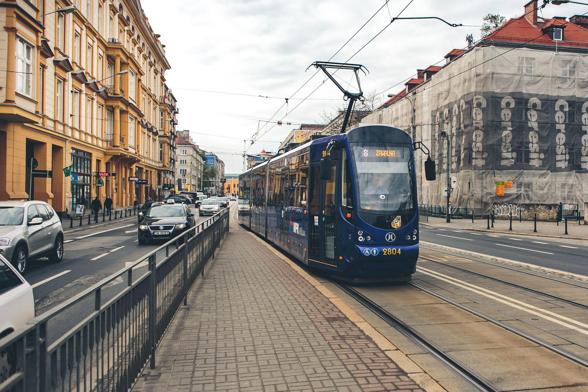 [Wrocław] MPK chce kupić 40 nowych tramwajów. Jest przetarg