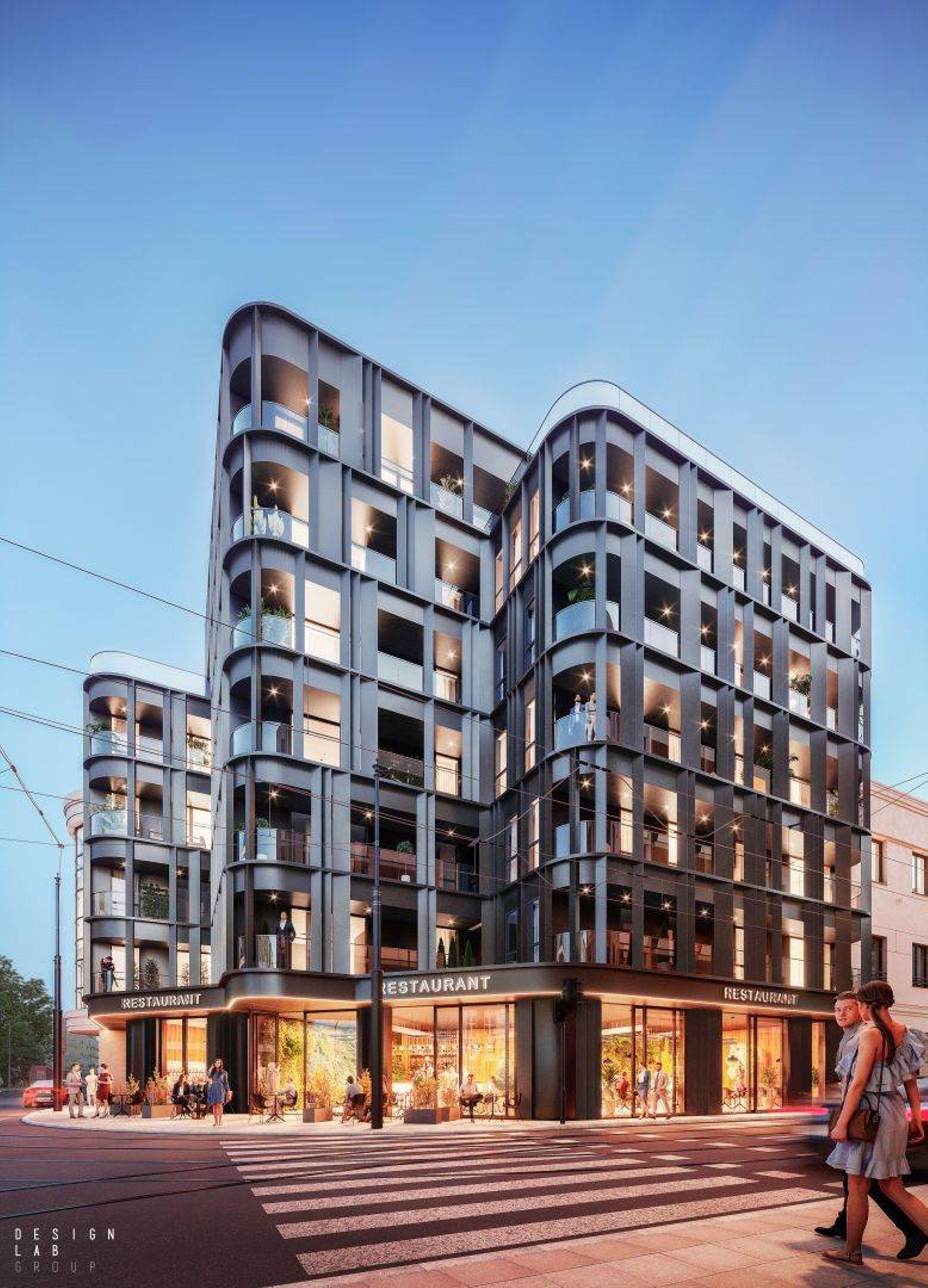 Łódź: Onyx Apartamenty – szykuje się nowa inwestycja mieszkaniowa przy Piotrkowskiej