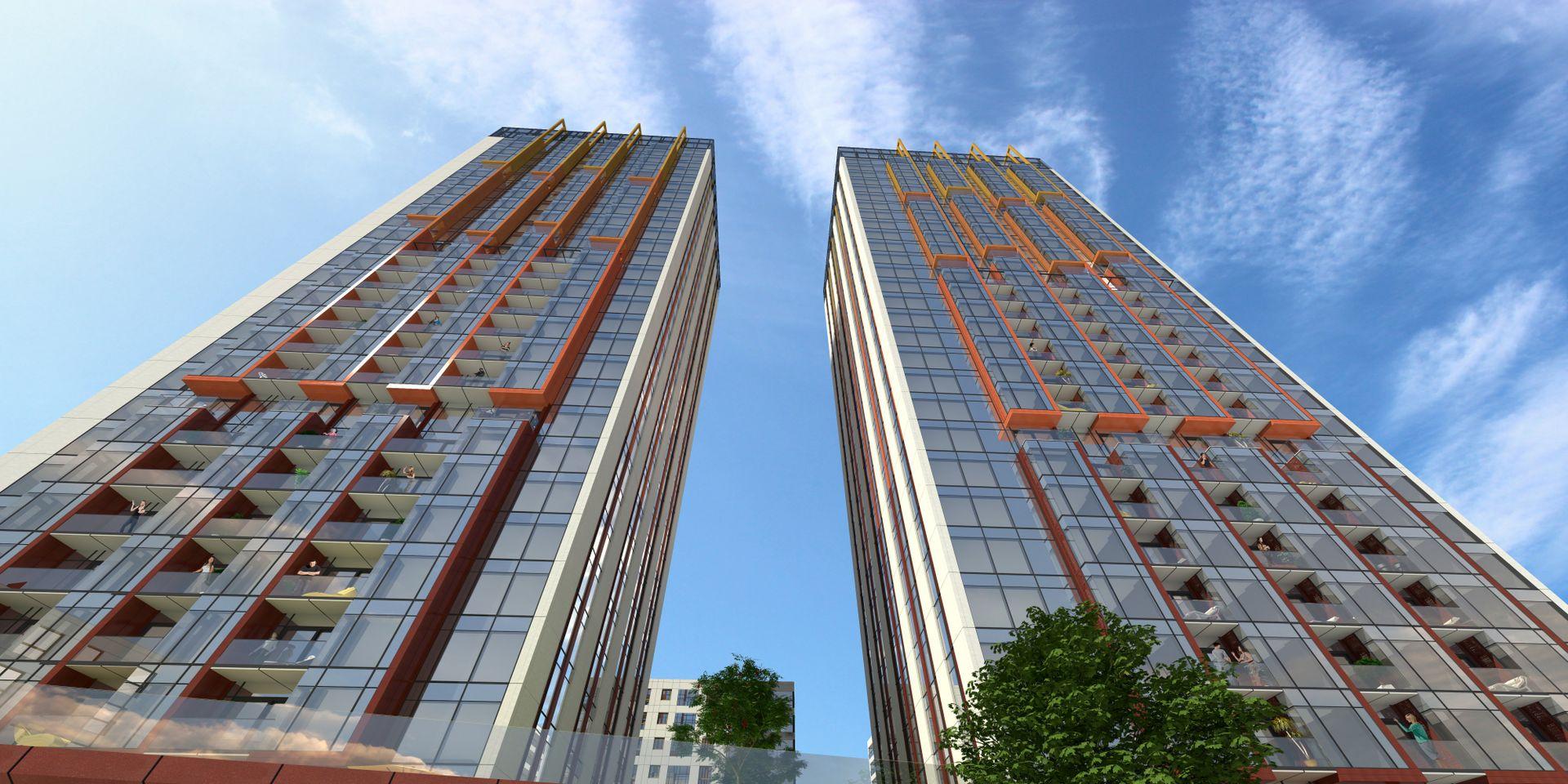 Wieżowce Towarowa Towers w Warszawie dostały pozwolenie na budowę