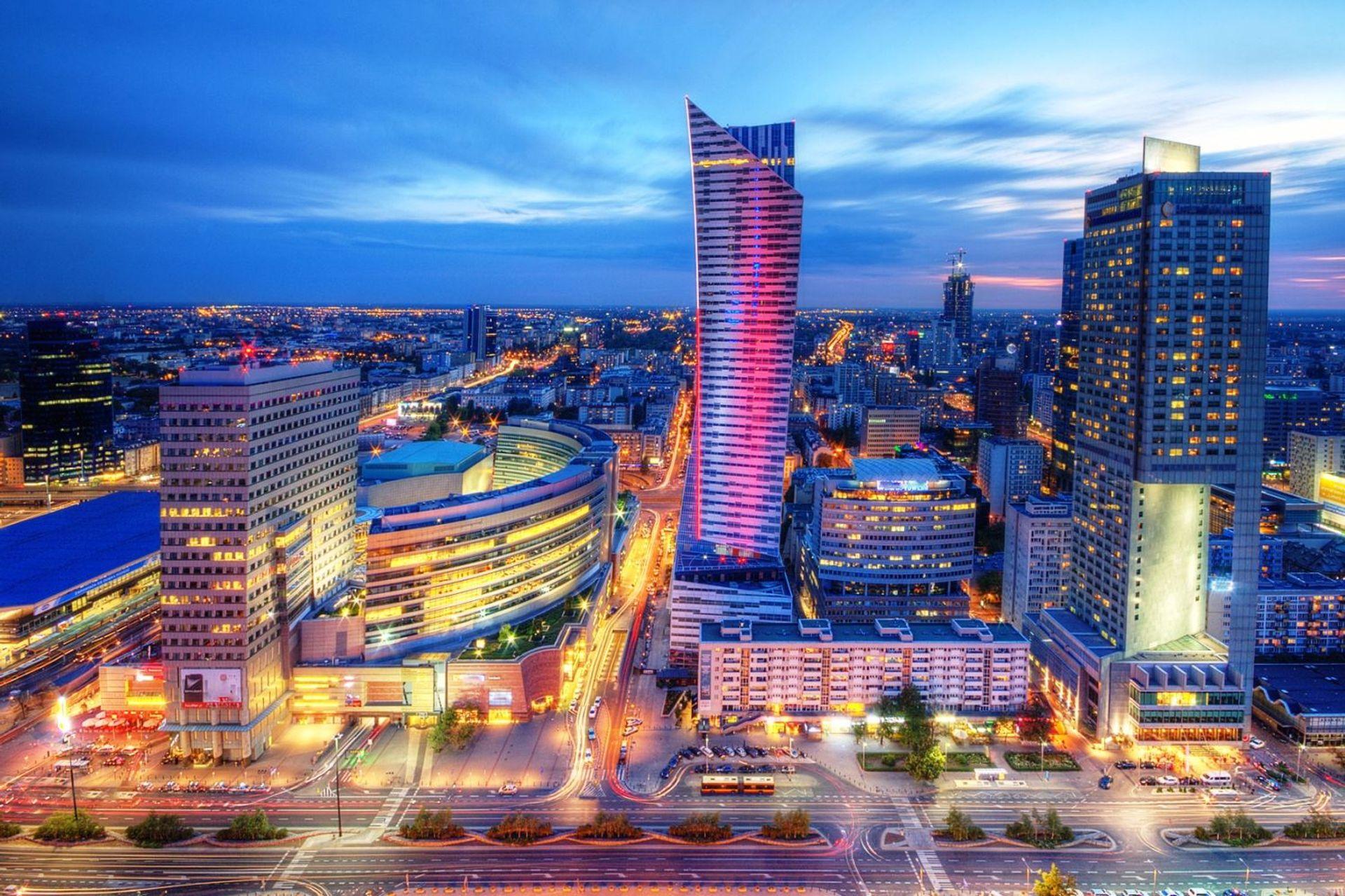 [Warszawa] Warszawski rynek biurowy urósł o jedną czwartą w 3 lata