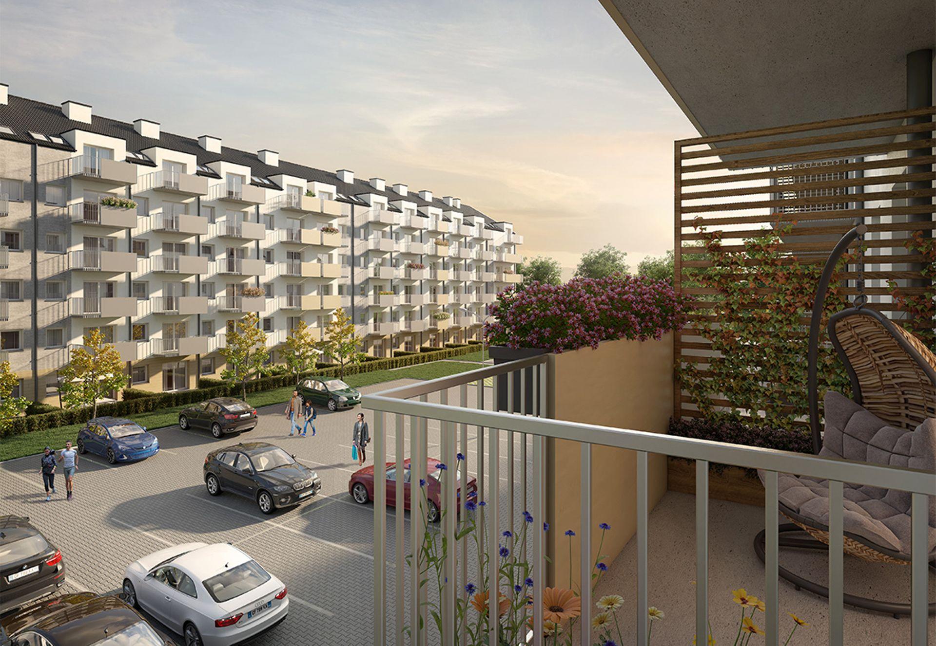 Wrocław: Zielona Toskania – Murapol oferuje przy Buforowej mieszkania z filtrami antysmogowymi
