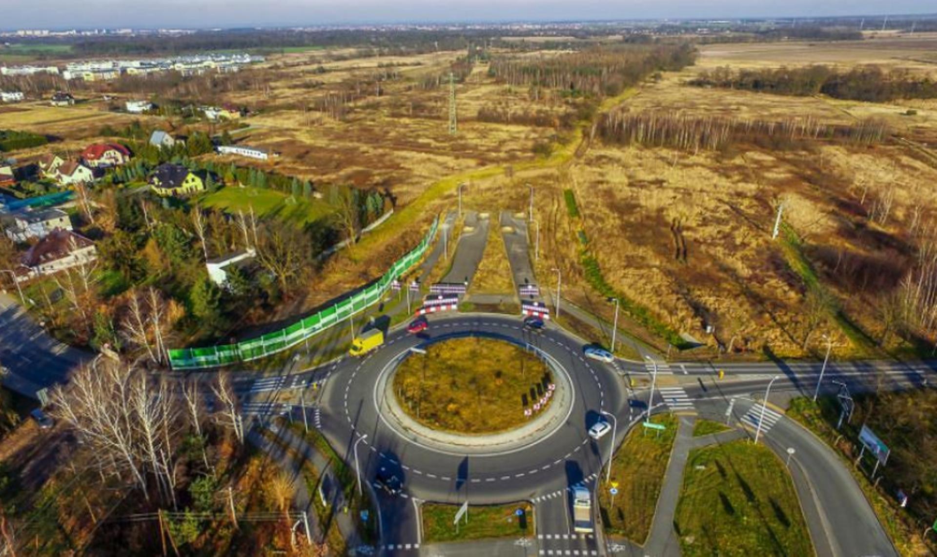 Ruszyły prace na budowie północnego odcinka Wschodniej Obwodnicy Wrocławia