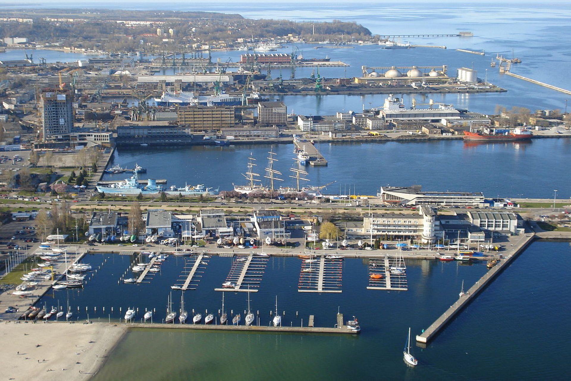 Port w Gdyni planuje kolejne wielkie inwestycje
