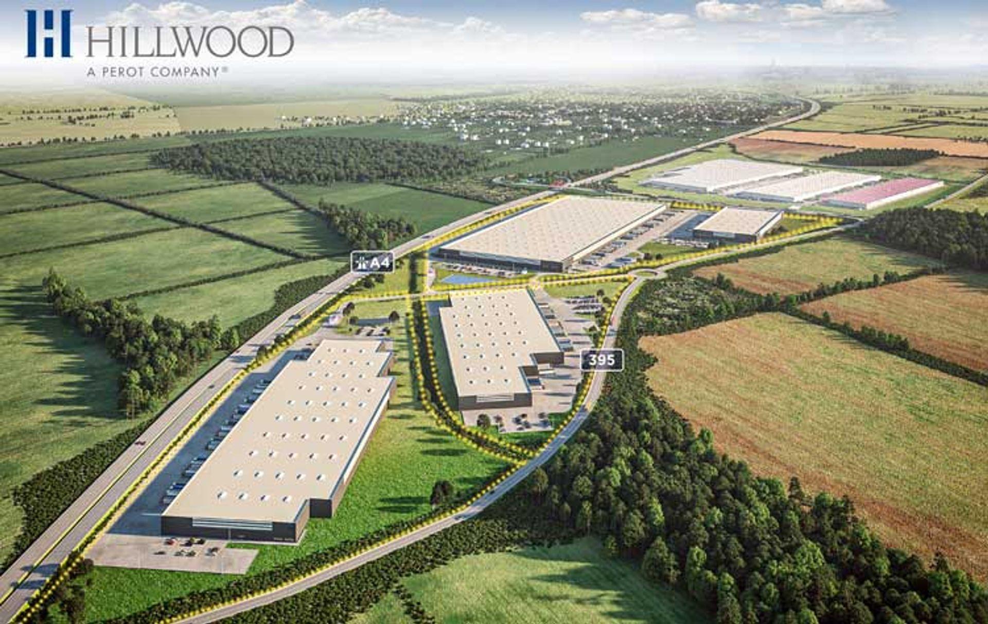 Hillwood Wrocław Wschód w pełni skomercjalizowany. Kolejna duża transakcja najmu
