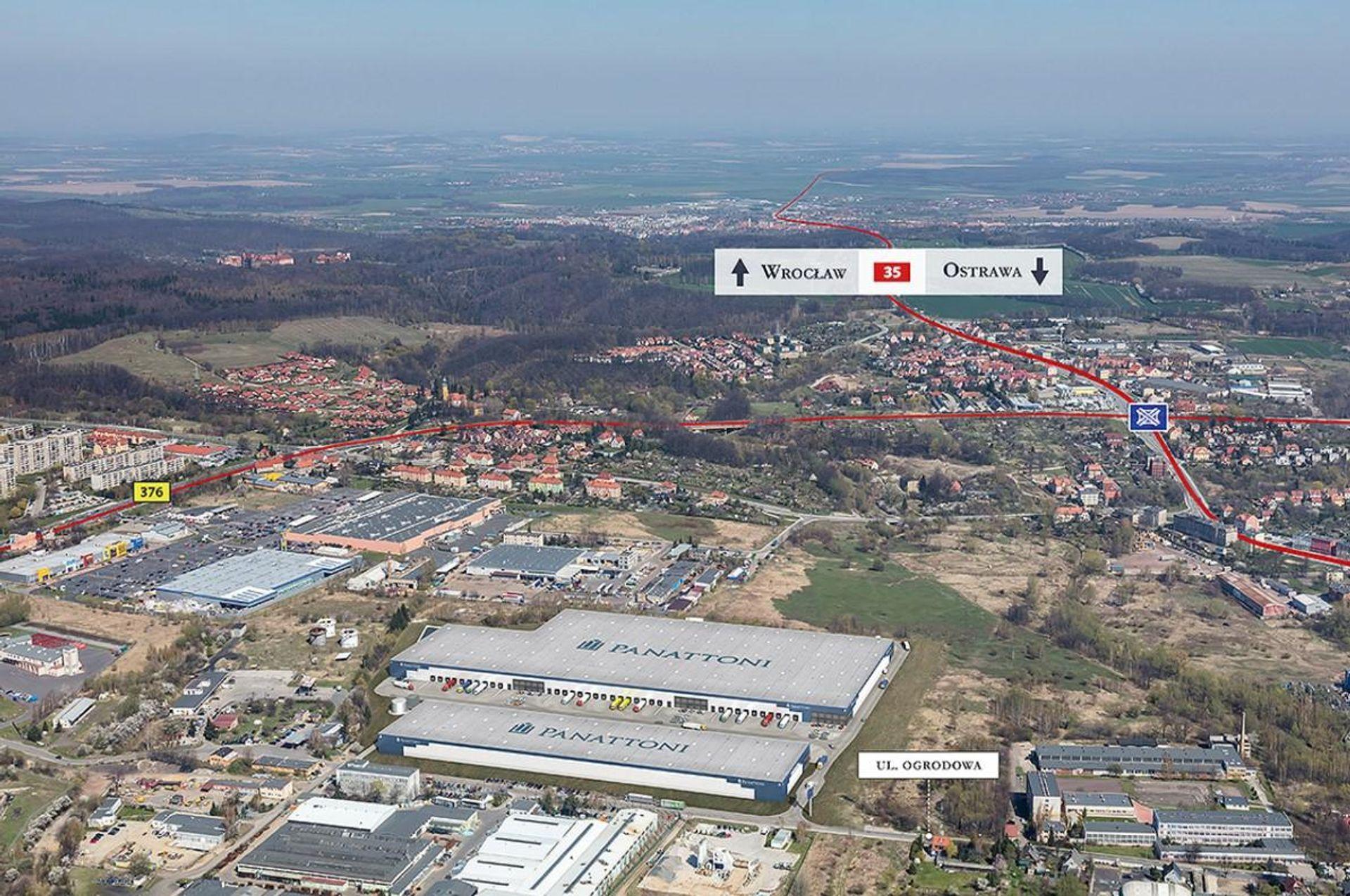 Trwa budowa II etapu Panattoni Park Wałbrzych [FILM]