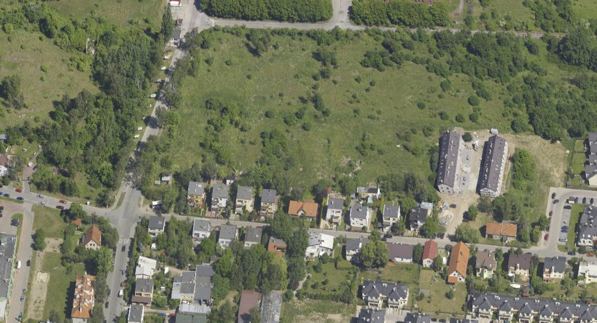 Wrocław: Hektarowy teren na Maślicach trafi pod młotek. Urzędnicy zmienili zasady skomunikowania inwestycji