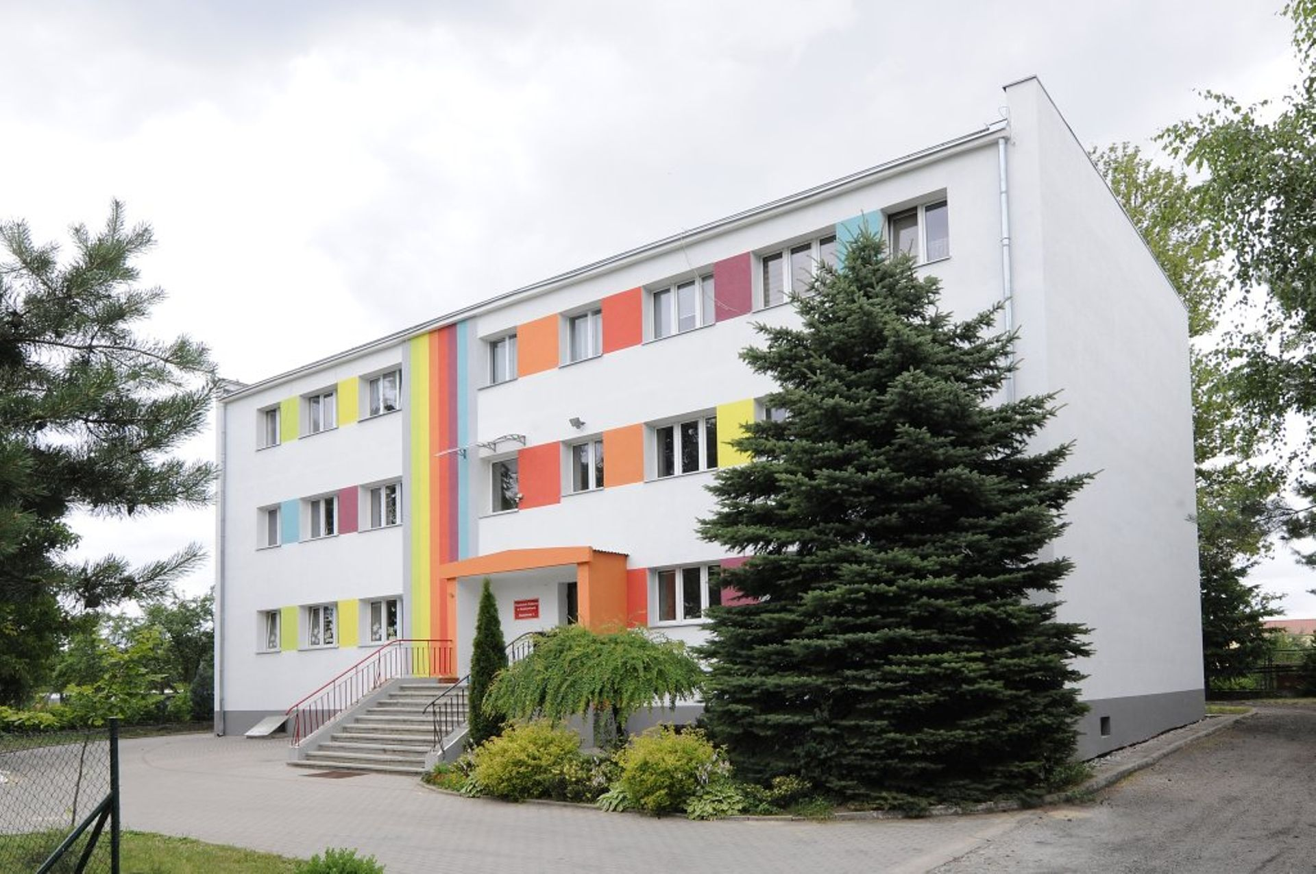 [dolnośląskie] Przedszkole w Danielowicach już colorlove