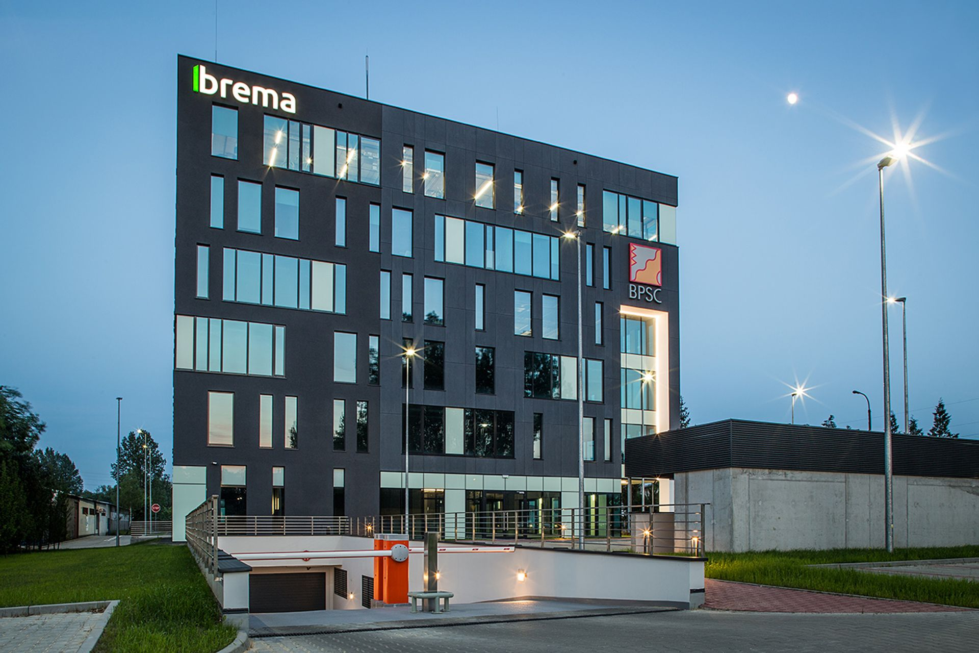 [Katowice] Biurowiec Brema z nowym najemcą