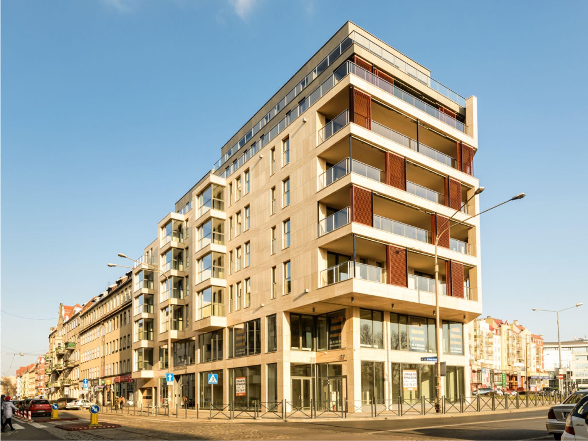 [Wrocław] Apartament z widokiem