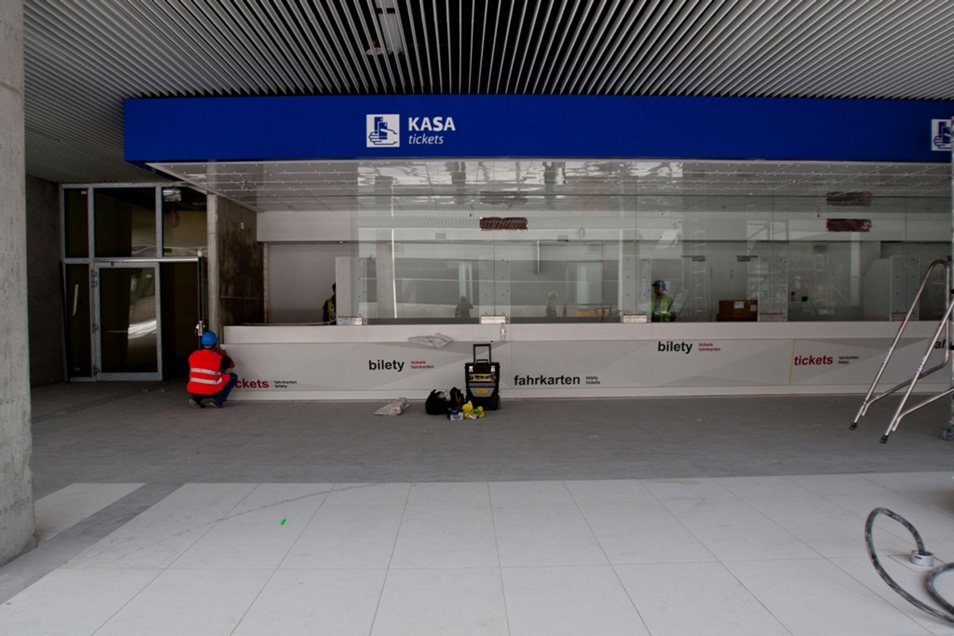 [Katowice] Otwarcie katowickiego dworca dzień wcześniej niż planowano!