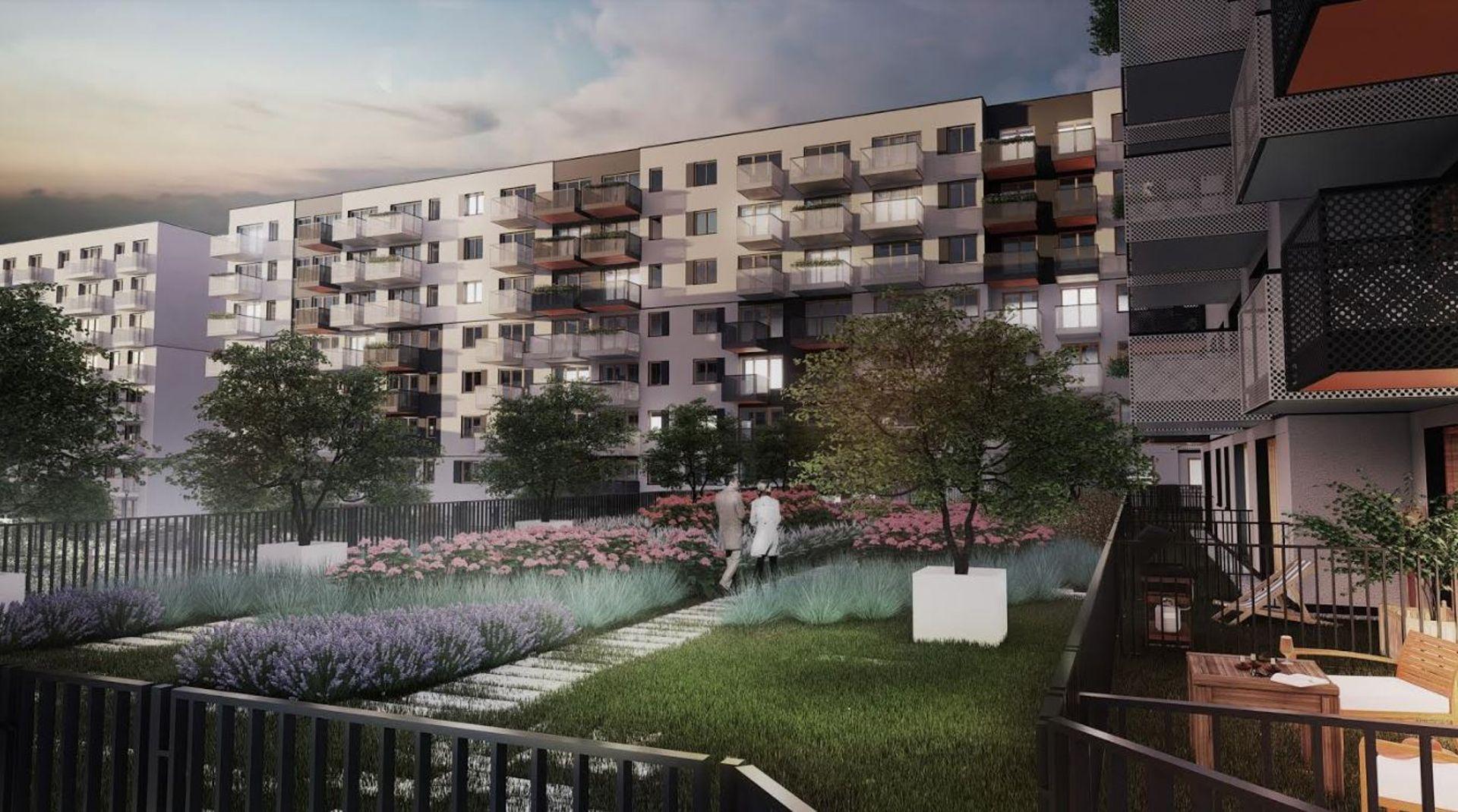 Develia rozpoczyna budowę kolejnego etapu osiedla Centralna Park w Krakowie