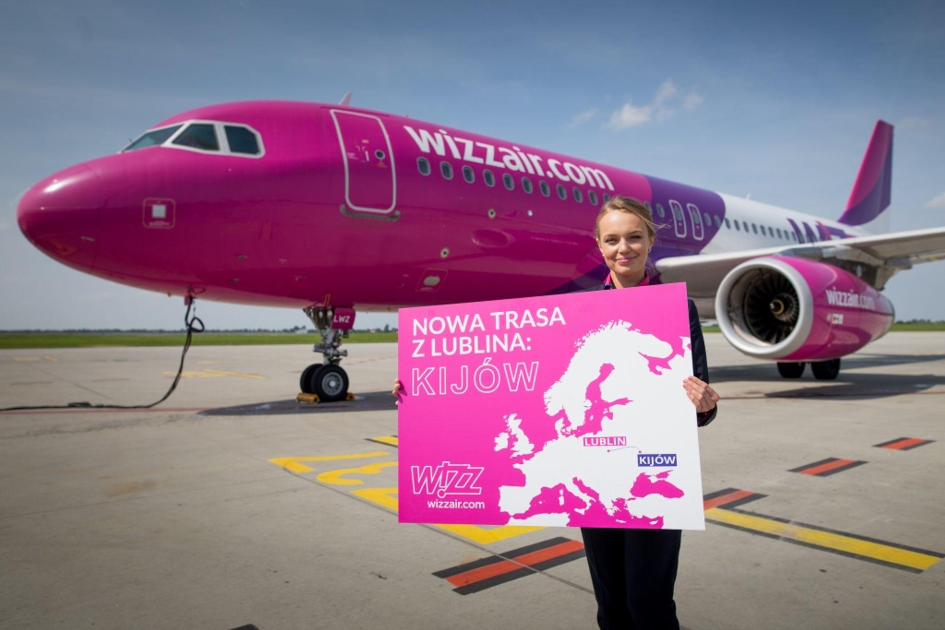 [Lublin] Ukraina bliżej Lublina. Pierwszy samolot polecał do Kijowa