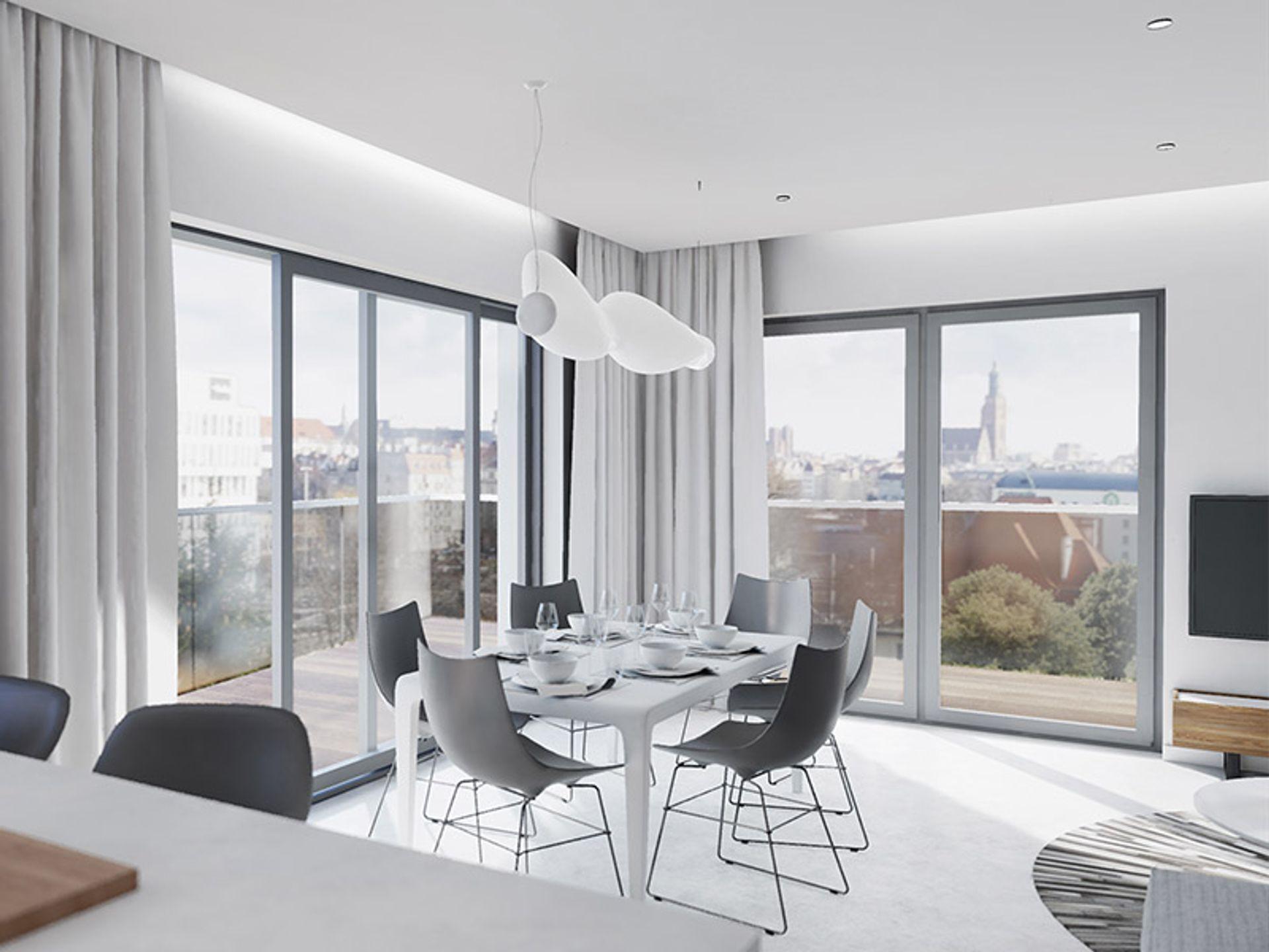 [Wrocław] Archicom wprowadza do sprzedaży kolejne apartamenty w inwestycji River Point