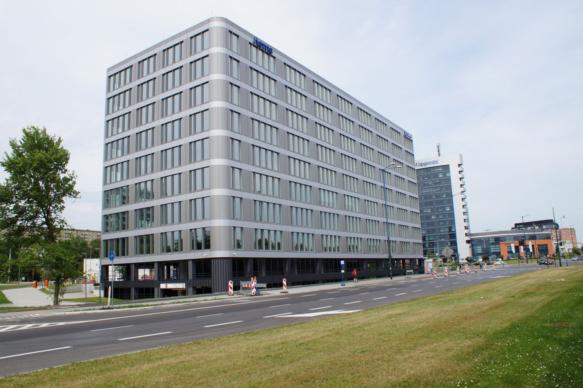 [Kraków] Firma wspomagająca rekrutację popracuje z biurowca Astris