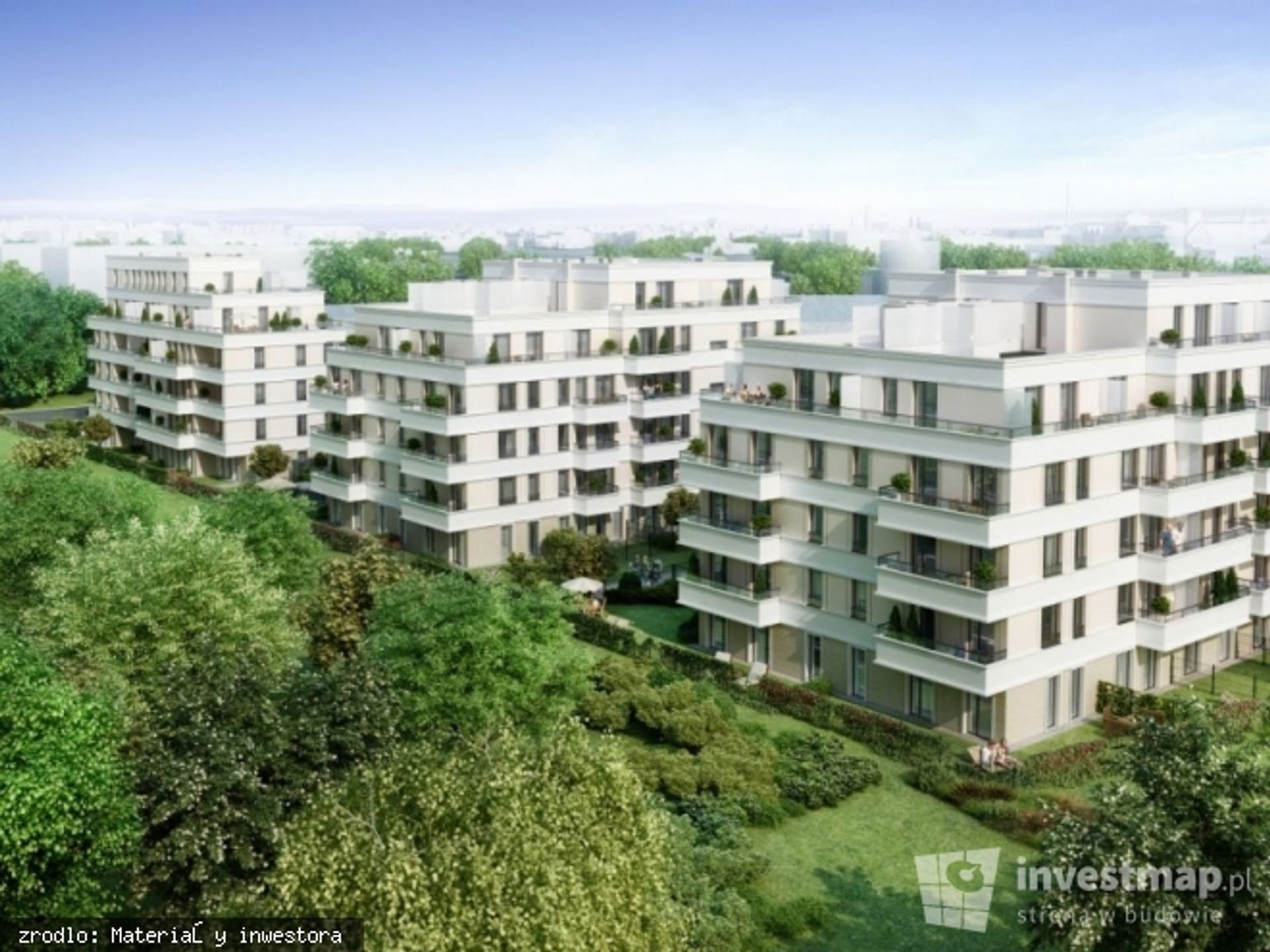 [Wrocław] I2 Development buduje w kolejnych dzielnicach Wrocławia – cichy zakątek przy Pięknej 58 na Krzykach