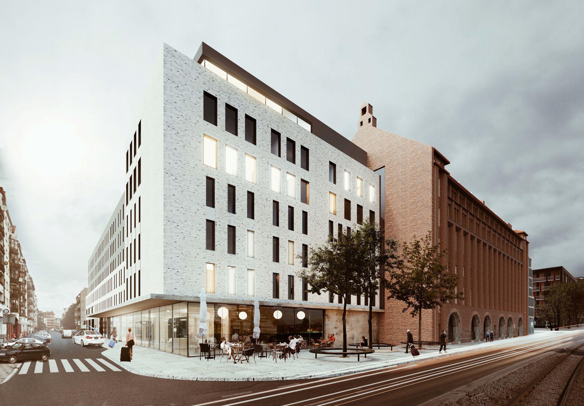 Vienna House Easy Wrocław – czterogwiazdkowy hotel stanie przy zabytkowej piekarni Mamut