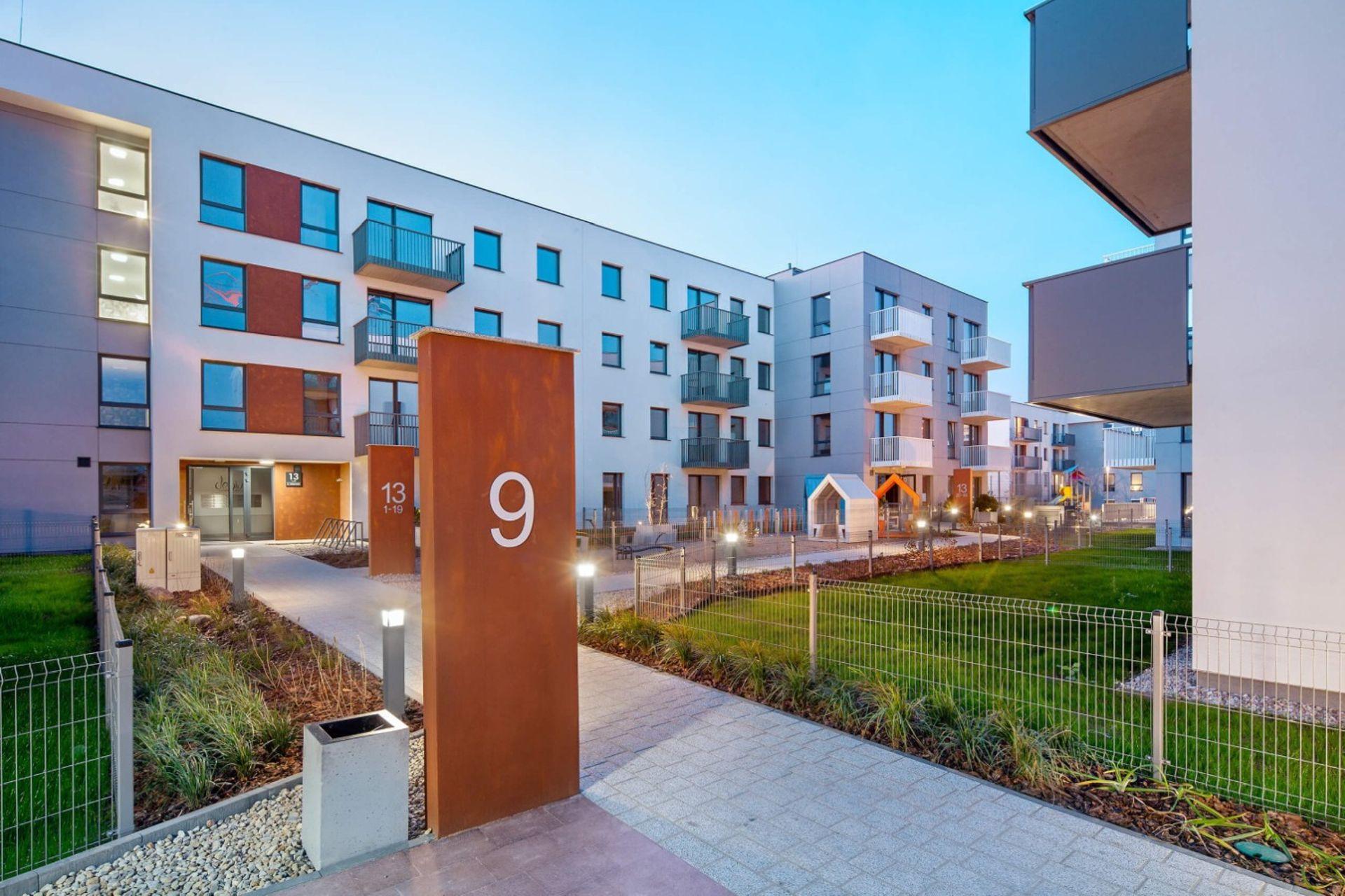 [pomorskie] Zdecydowana większość mieszkań na osiedlu Debiut w Pruszczu Gdańskim sprzedanych
