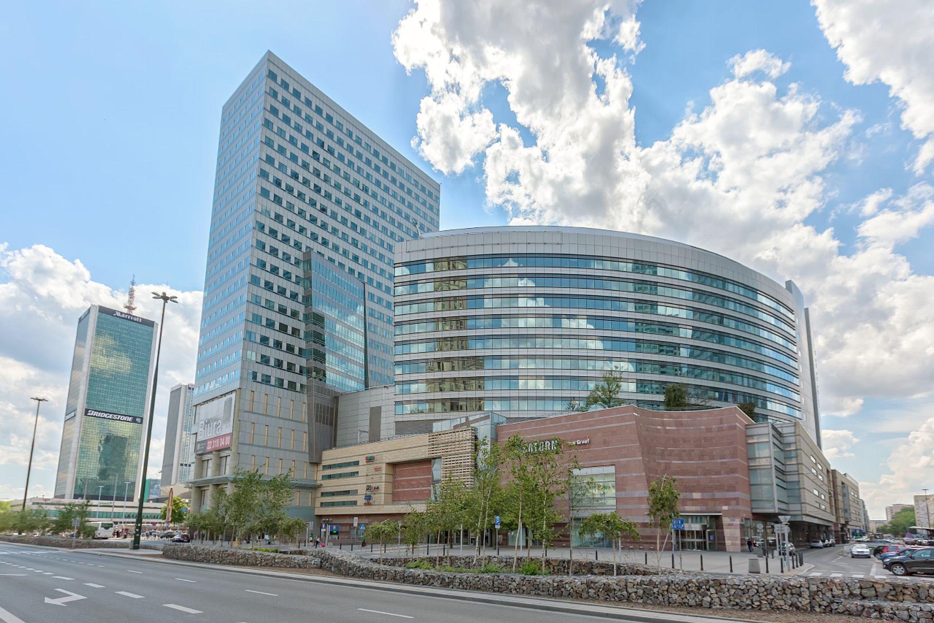 [Warszawa] Inoffice Group powiększa swoje biuro serwisowane w budynku Lumen