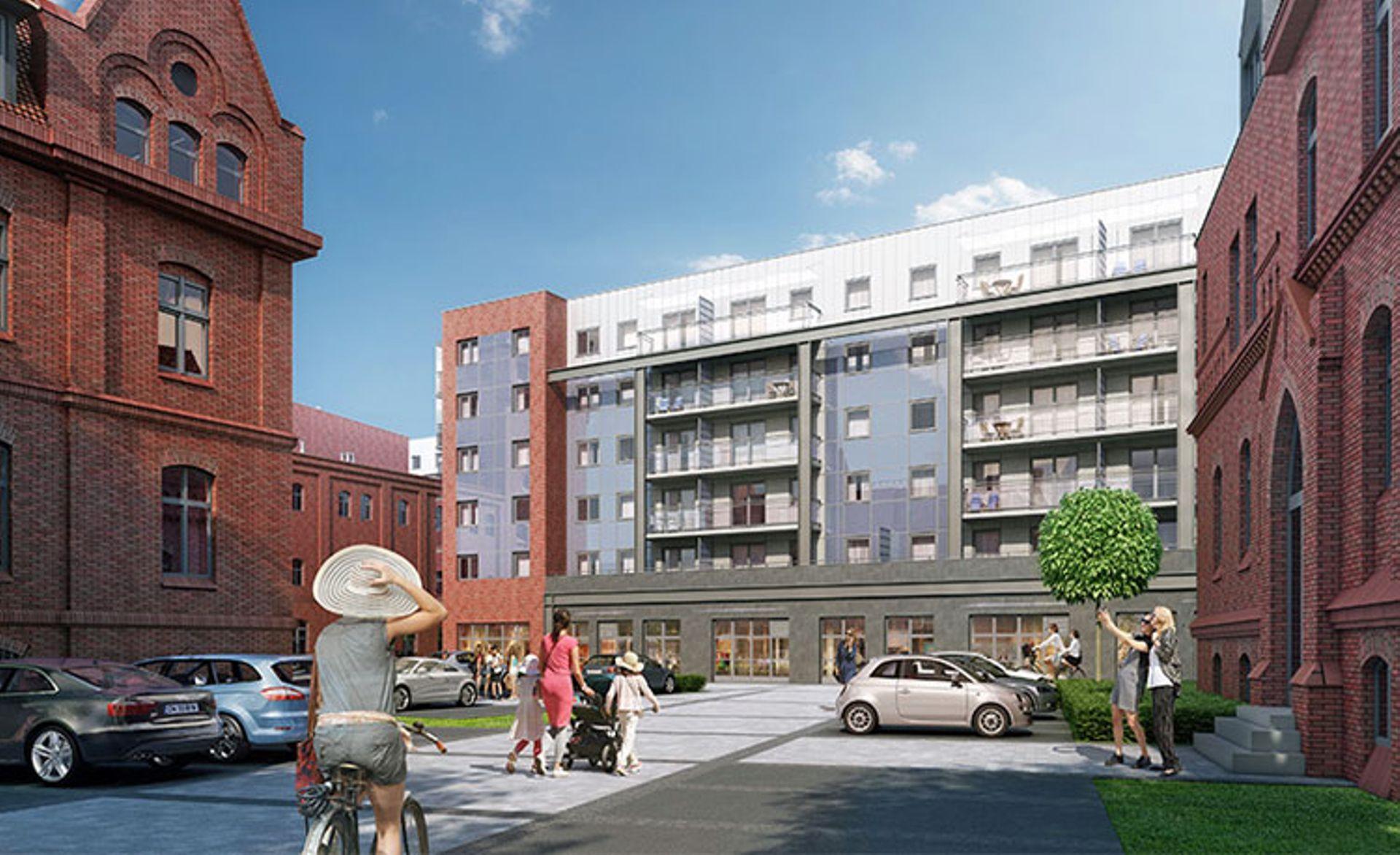 Wrocław: Archicom wprowadza do sprzedaży apartamenty w ramach II etapu Browarów Wrocławskich