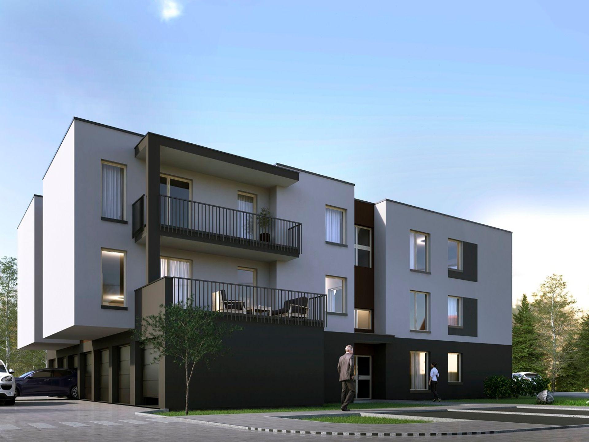 Kraków: Harmonia Residence – nowe mieszkania w pobliżu Galerii Bronowice