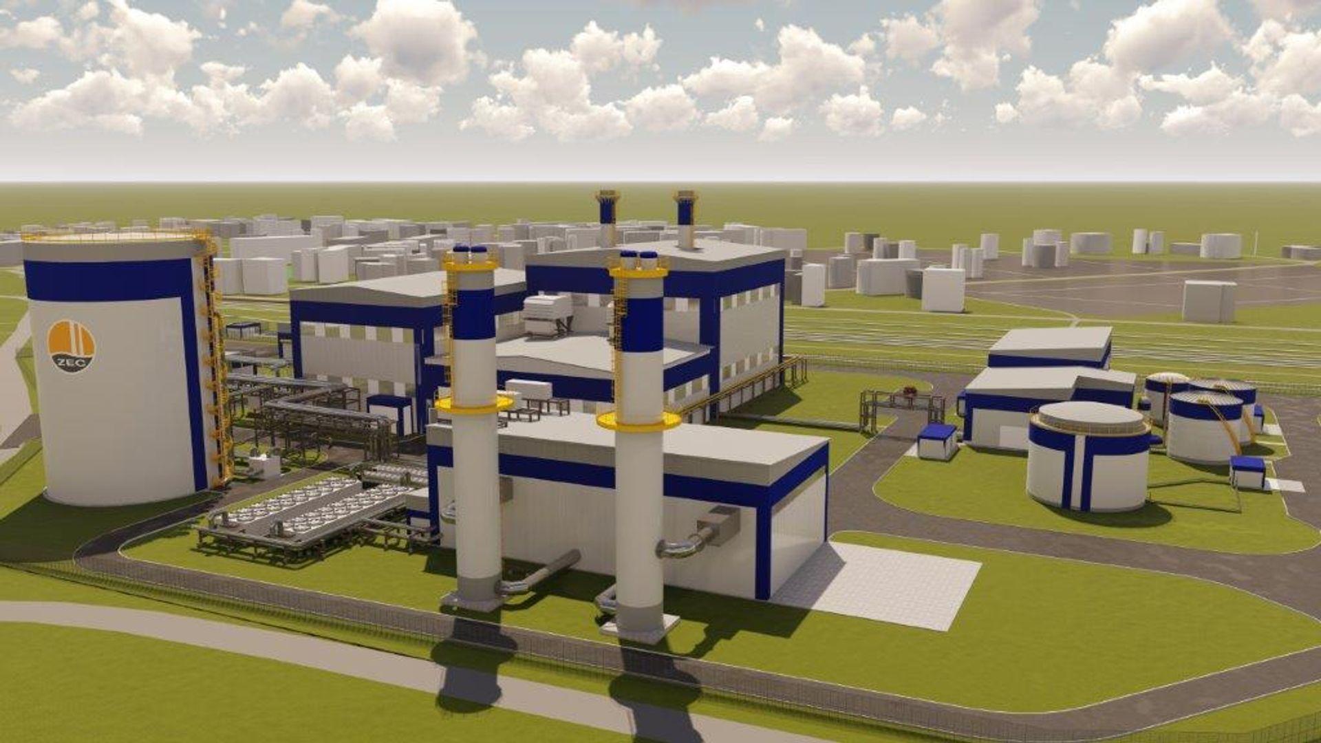 Pod Wrocławiem za ponad miliard złotych powstanie nowoczesna elektrociepłownia gazowa [FILM + WIZUALIZACJE]