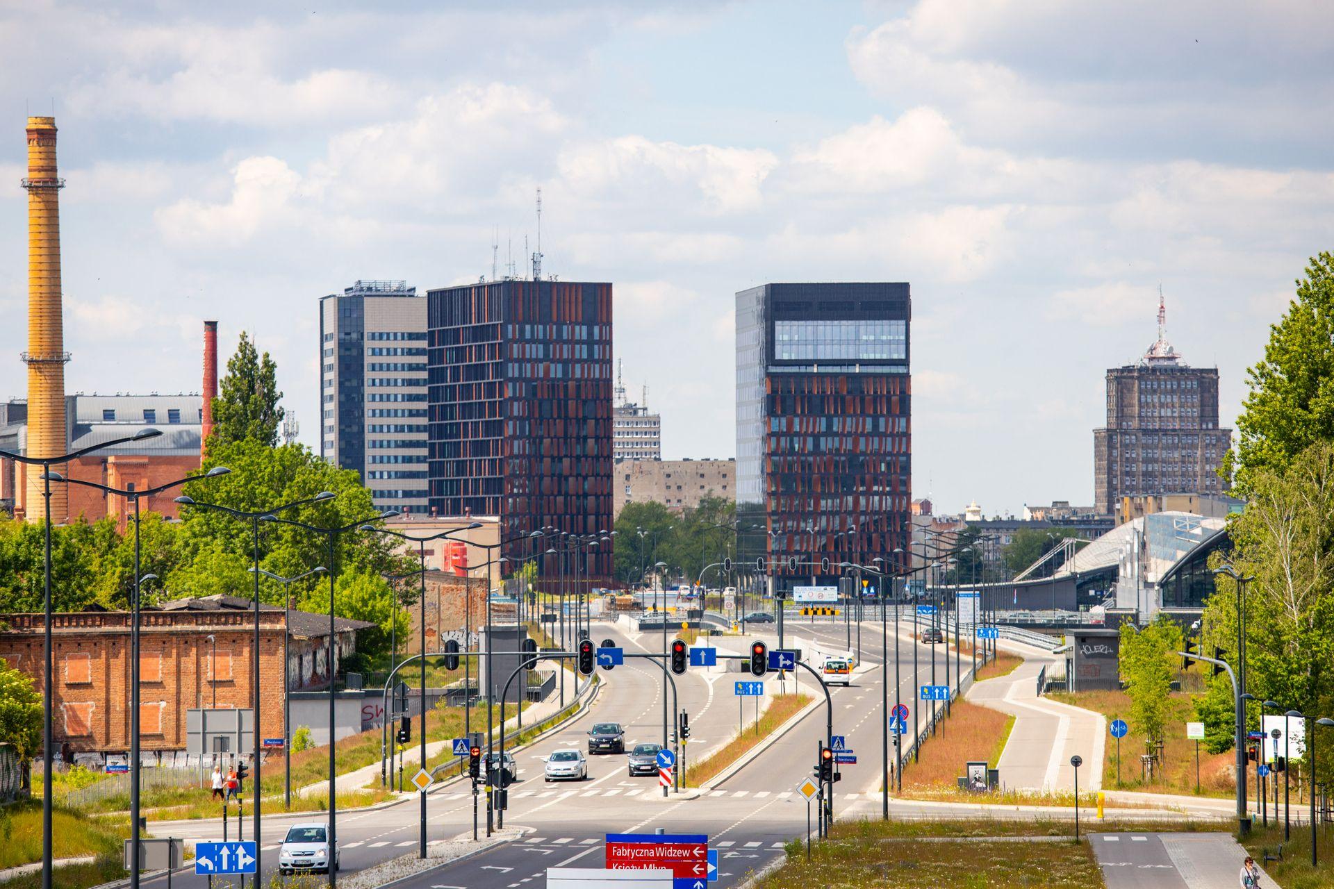 Rok 2020 będzie dla rynku biurowego w Łodzi lepszy niż poprzedni