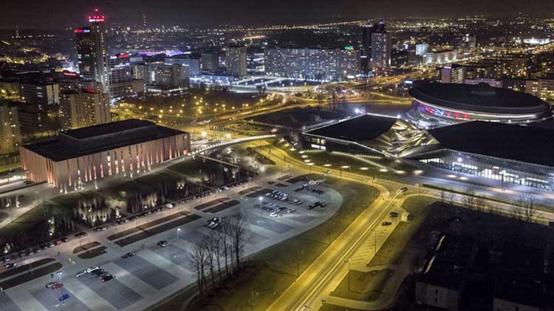 W 2023 roku w Katowicach ma być dostępny ponad milion mkw. powierzchni biurowych