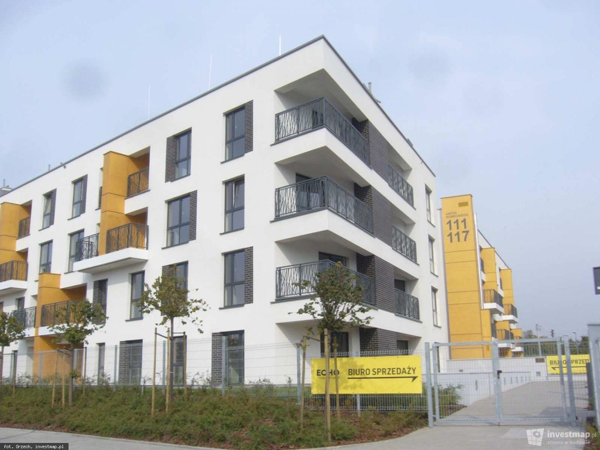 [Wrocław] W 2017 roku ruszą dwie nowe inwestycje mieszkaniowe Echo Investment S.A.