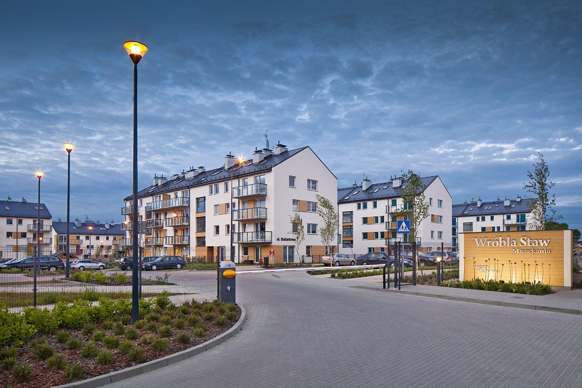[Gdańsk] Ponad 99% sprzedanych mieszkań na osiedlu Wróbla Staw