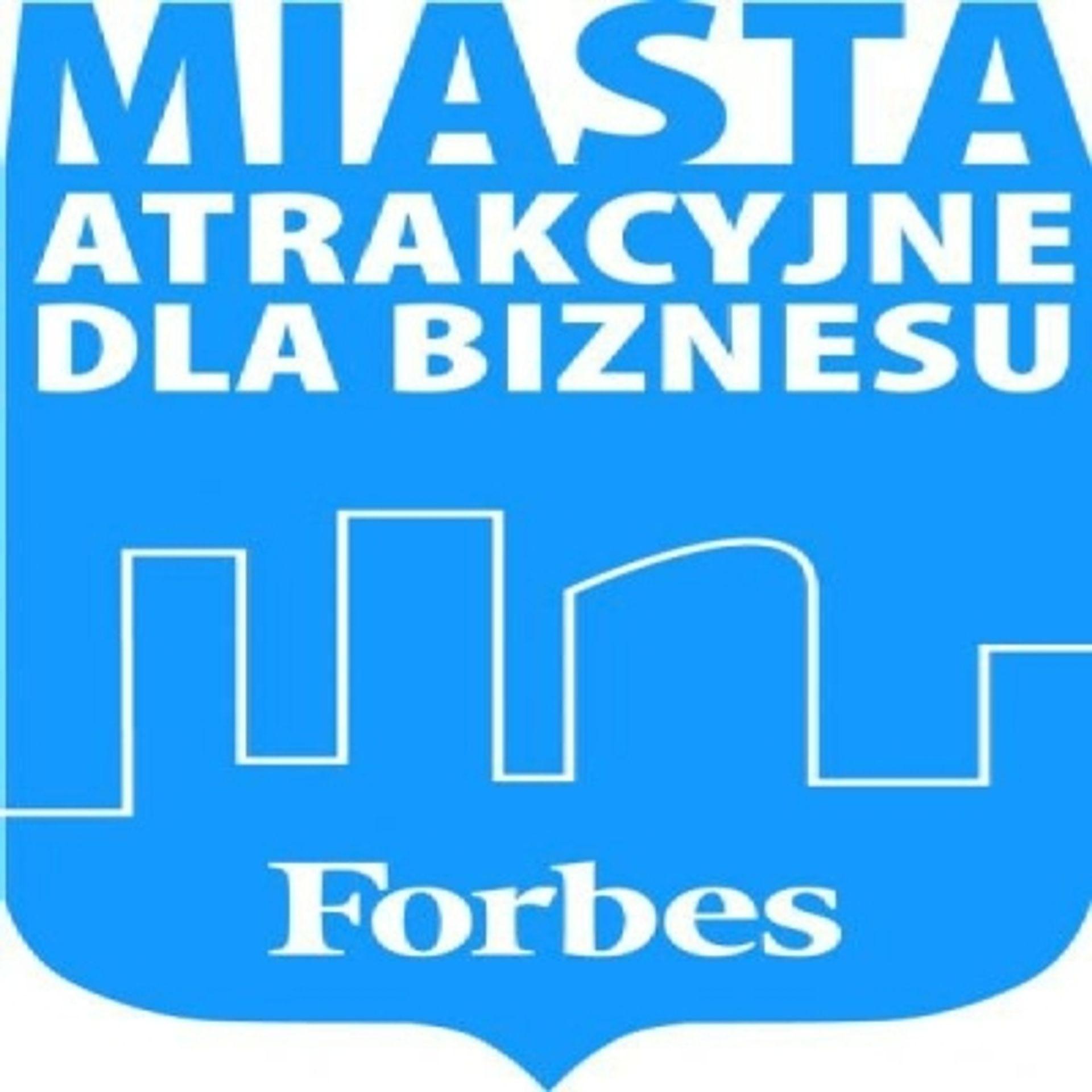 """[Świdnica] Wyniki rankingu Miast Atrakcyjnych dla Biznesu """"Forbesa"""""""