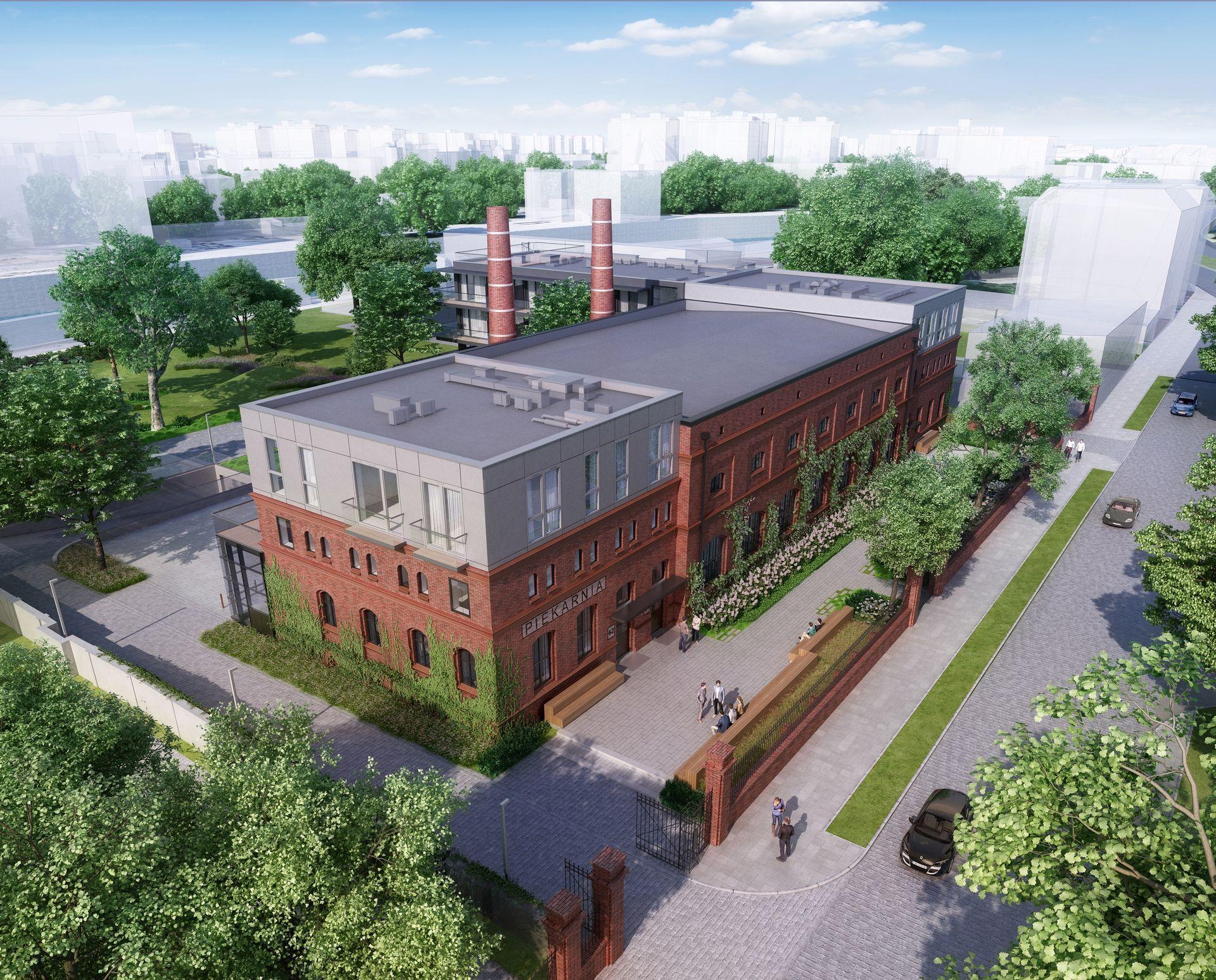 Wrocław: Piekarnia od Archicomu – Centrum Sztuki, biura i apartamenty w odnowionym zabytku