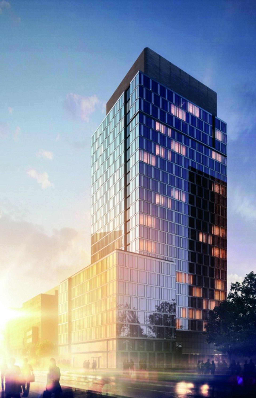 [Warszawa] Największa umowa najmu powierzchni biurowej w Polsce w 2014 roku – Raiffeisen Polbank najemcą PRIME Corporate Center