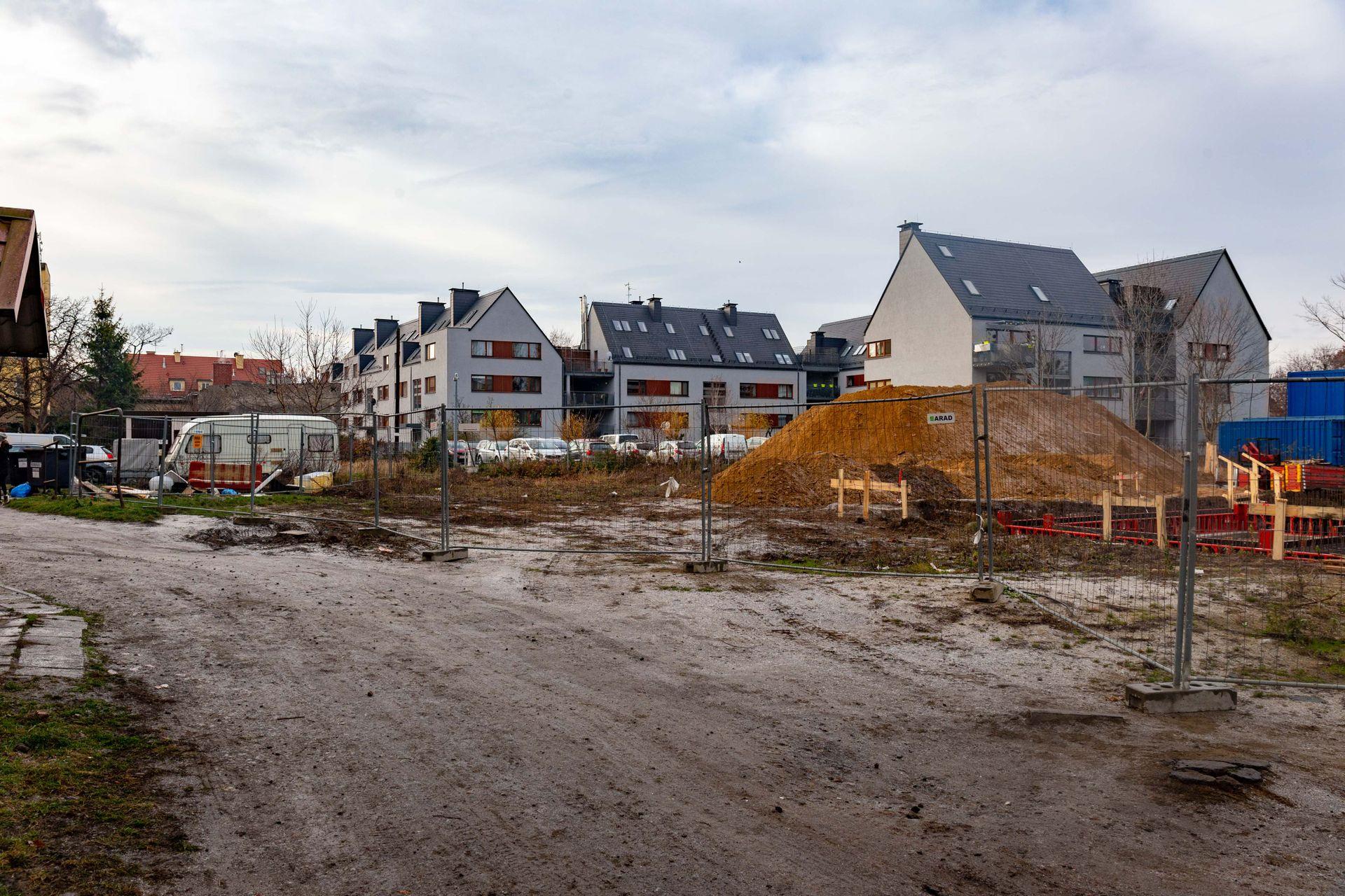 TBS Wrocław buduje mieszkania na Brochowie za ponad 30 milionów złotych