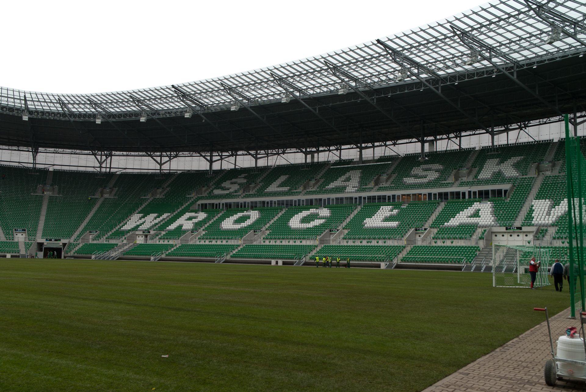 [Wrocław] Śląsk z umową na nowy stadion