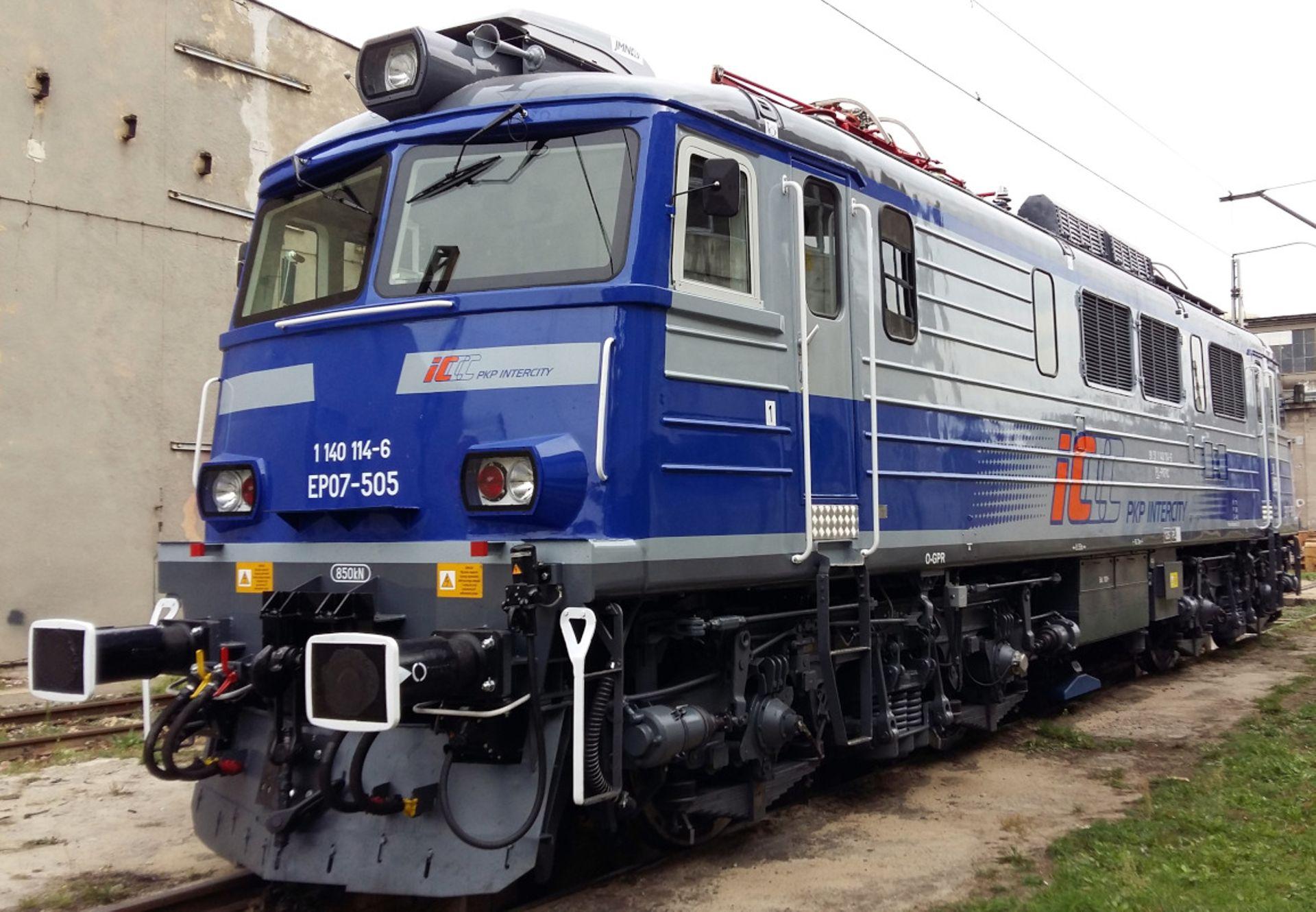 Oleśnica: Olkol wygrał przetarg na modernizację 20 lokomotyw elektrycznych za 200 milionów złotych