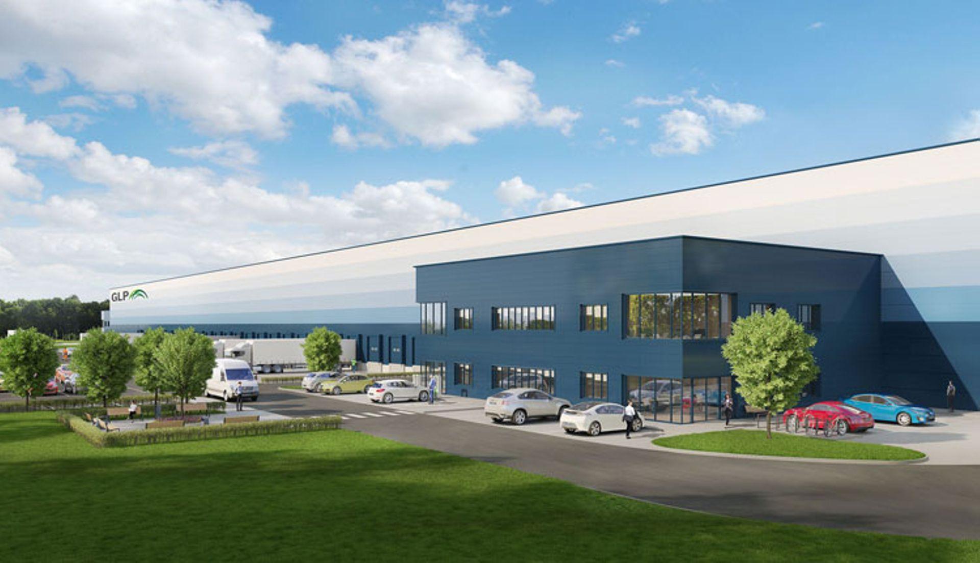 GLP inwestuje na Górnym Śląsku. Wybuduje duże centrum logistyczne