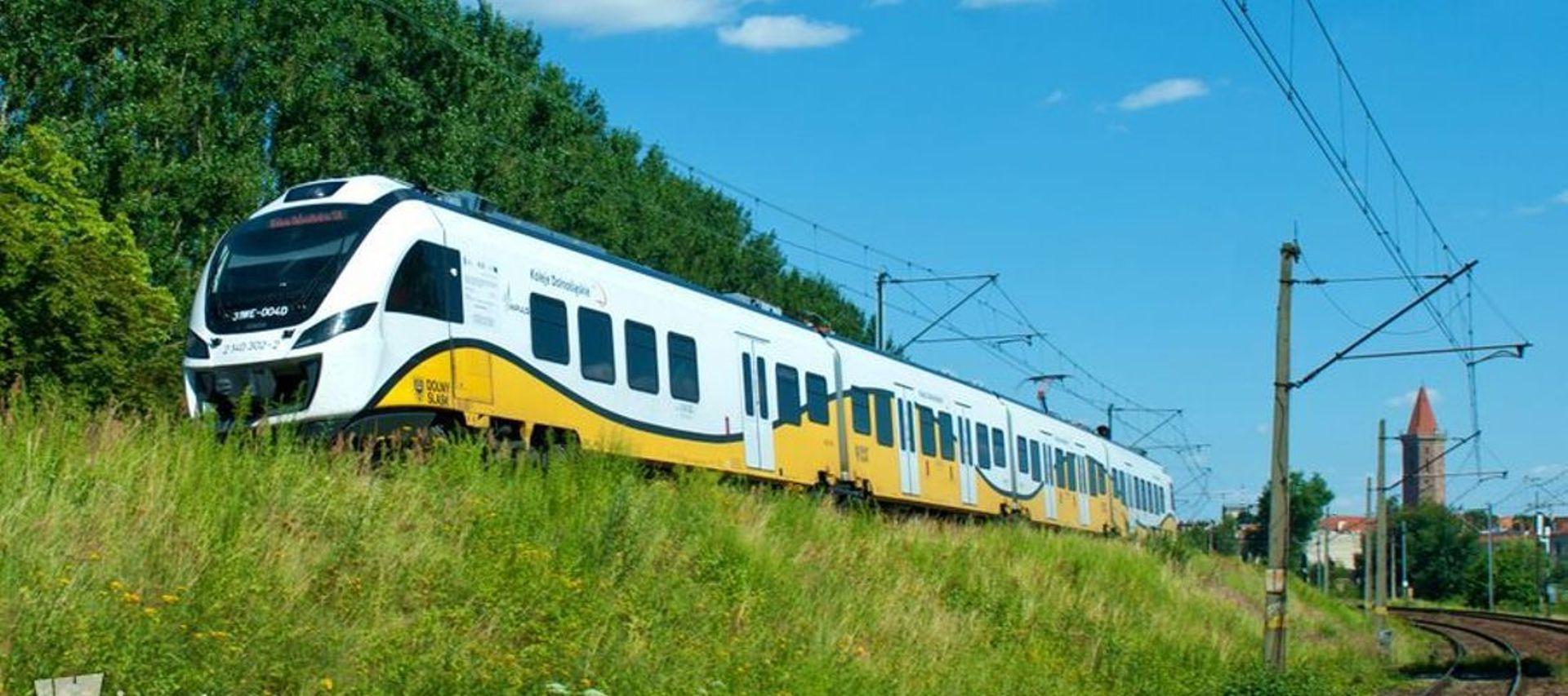 Dolny Śląsk: Remont fragmentu linii kolejowej z Wrocławia do Jedliny-Zdrój droższy jednak o ponad 20 mln zł