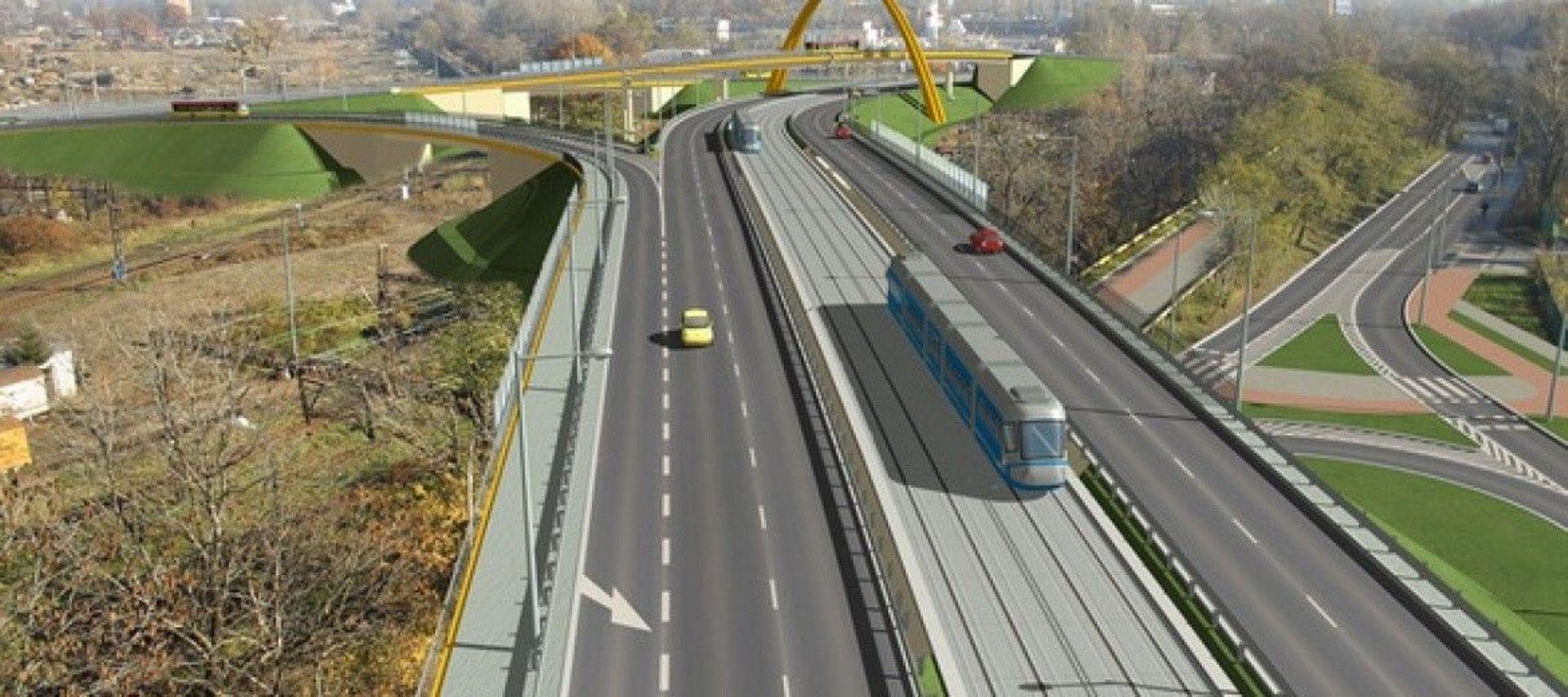 Wrocław: Tramwaj na Nowy Dwór podzielony na ponad 20 części. Jest drugi przetarg