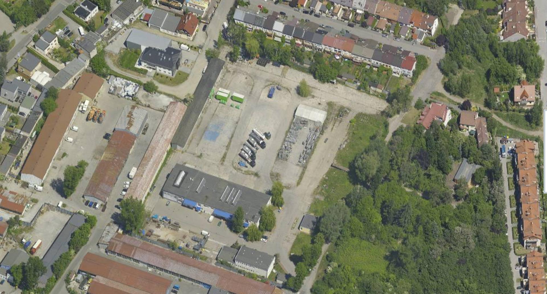 Wrocław: Na granicy Kleciny i Oporowa ma pojawić się kilkadziesiąt nowych domów