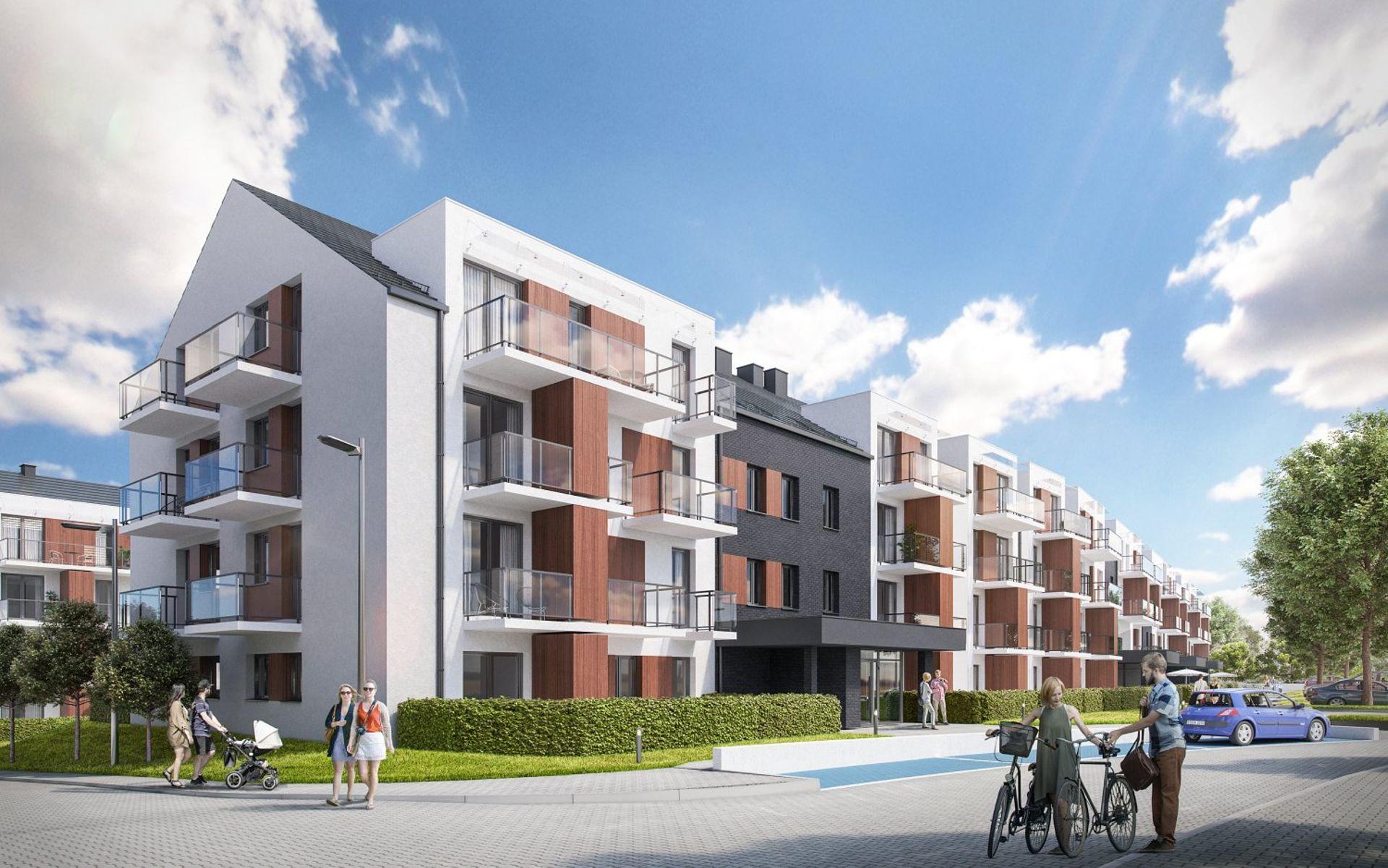 Wrocław: Premiera, nowe osiedle na Krzykach! Sprzedaż ruszyła