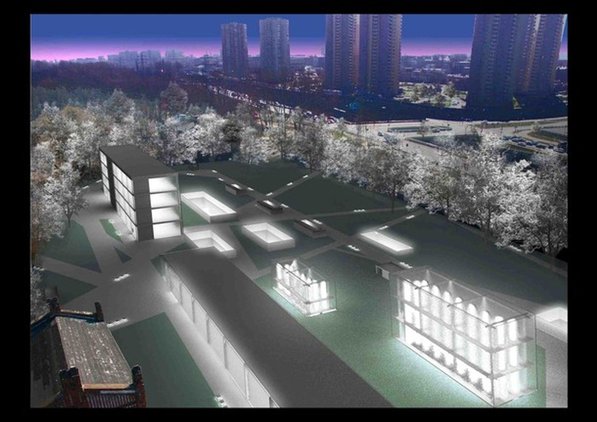 [Katowice] Jak będzie wyglądało nowe Muzeum Śląskie?