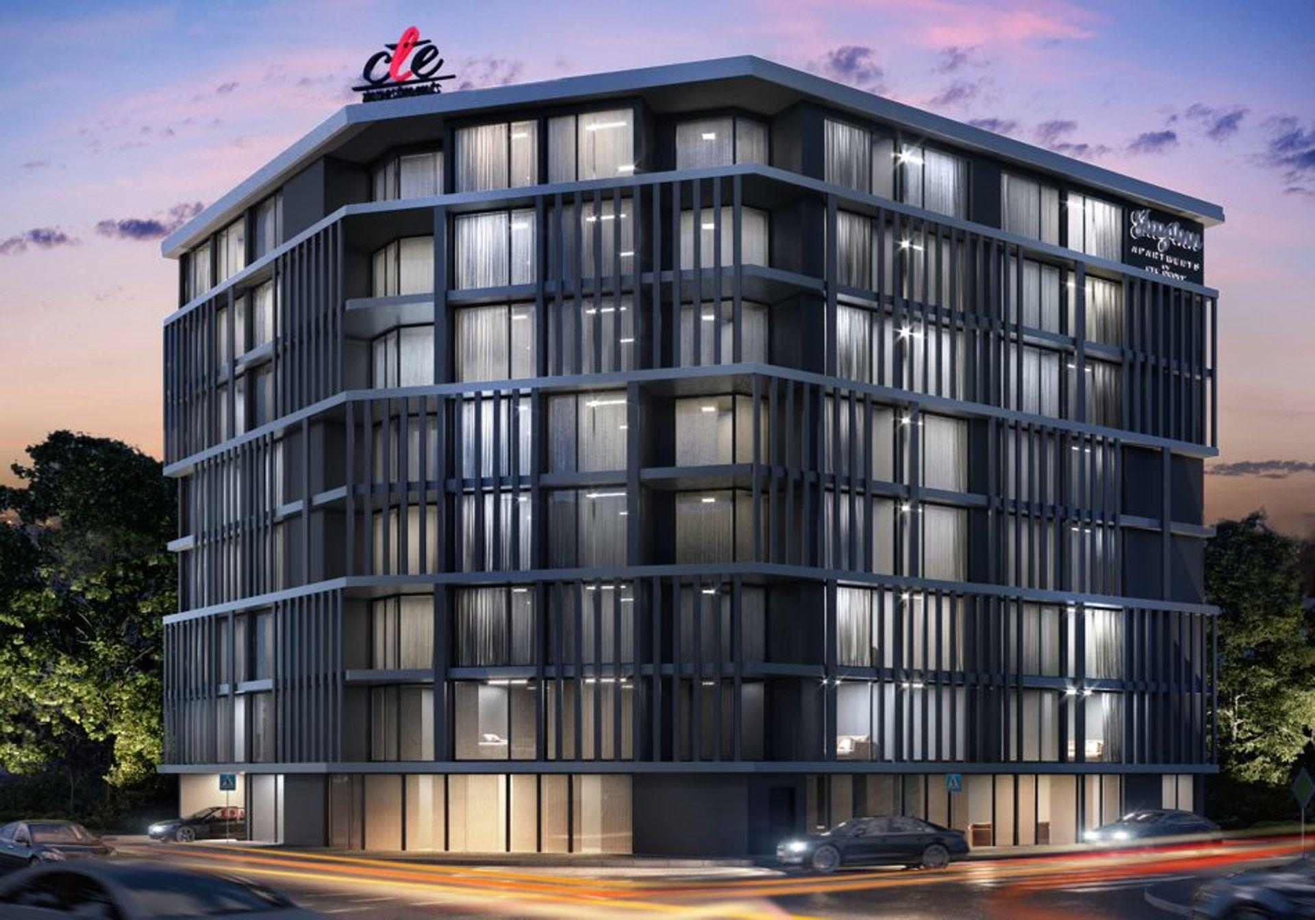 Wrocław: Stay Inn Apartments – CTE zamieni szkieletora na Szczepinie w biznesowy aparthotel